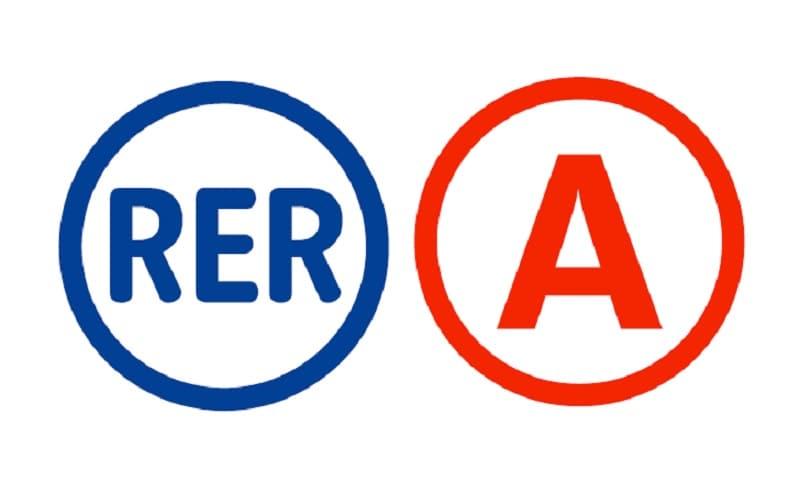 RER logo