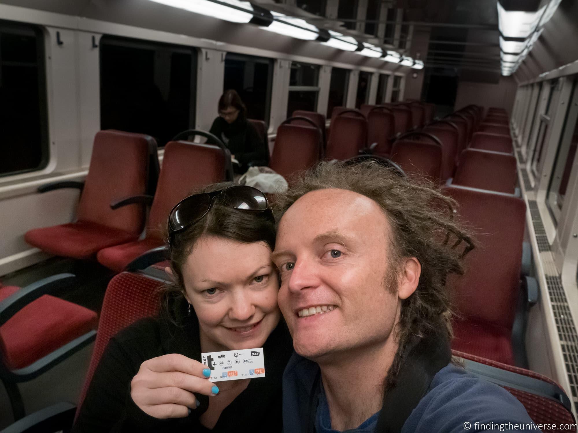 Train Paris