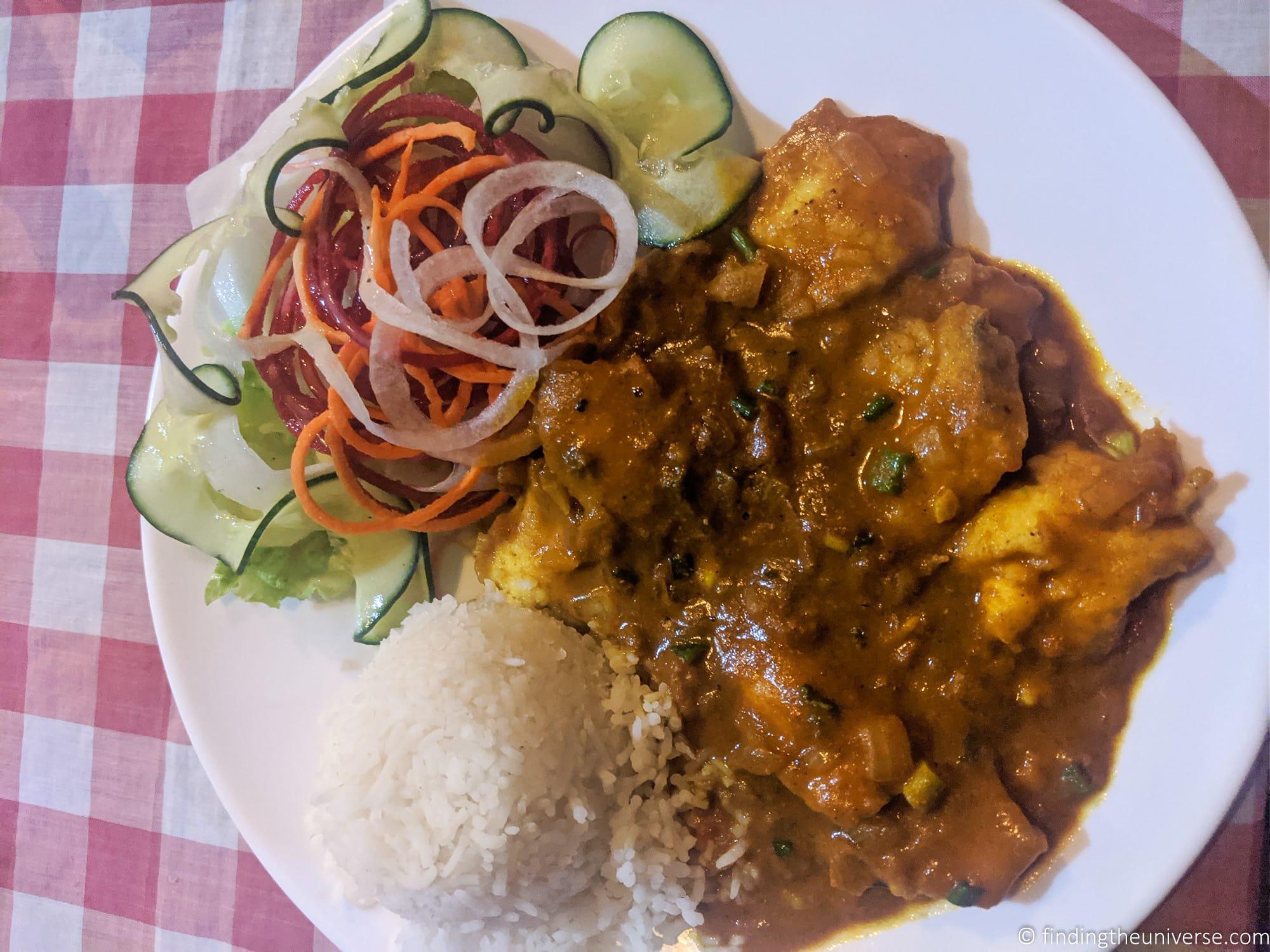 Curry Mauritius