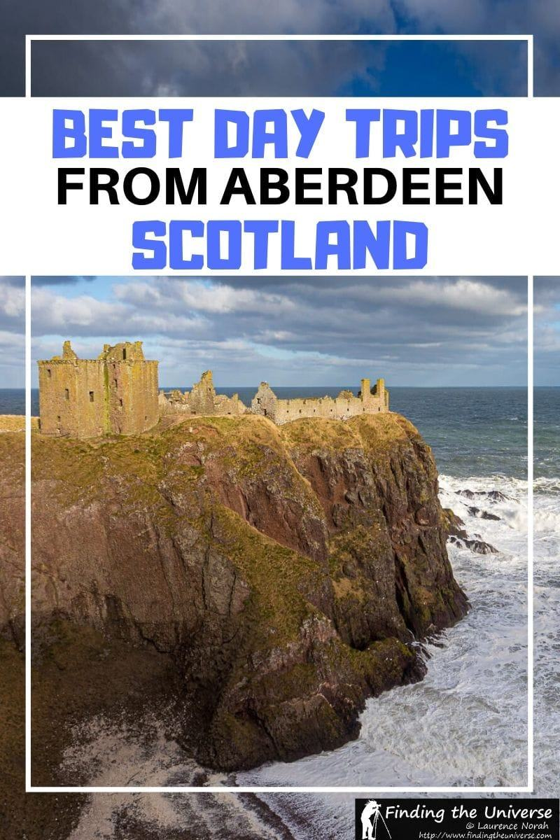 Guide to the best day trips from Aberdeen. Includes castles, national parks, whisky distilleries and more. Also has advice on transport, tours and more!