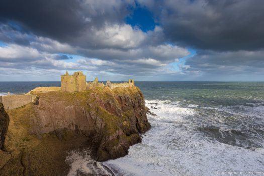 Day Trips from Aberdeen: Dunnottar Castle