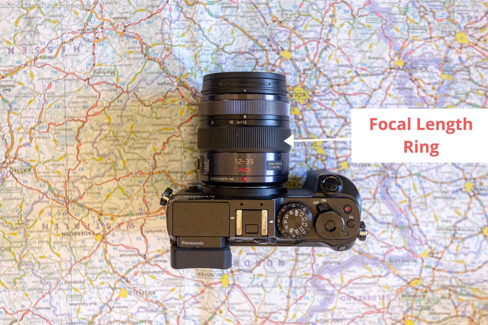Focal Length Ring
