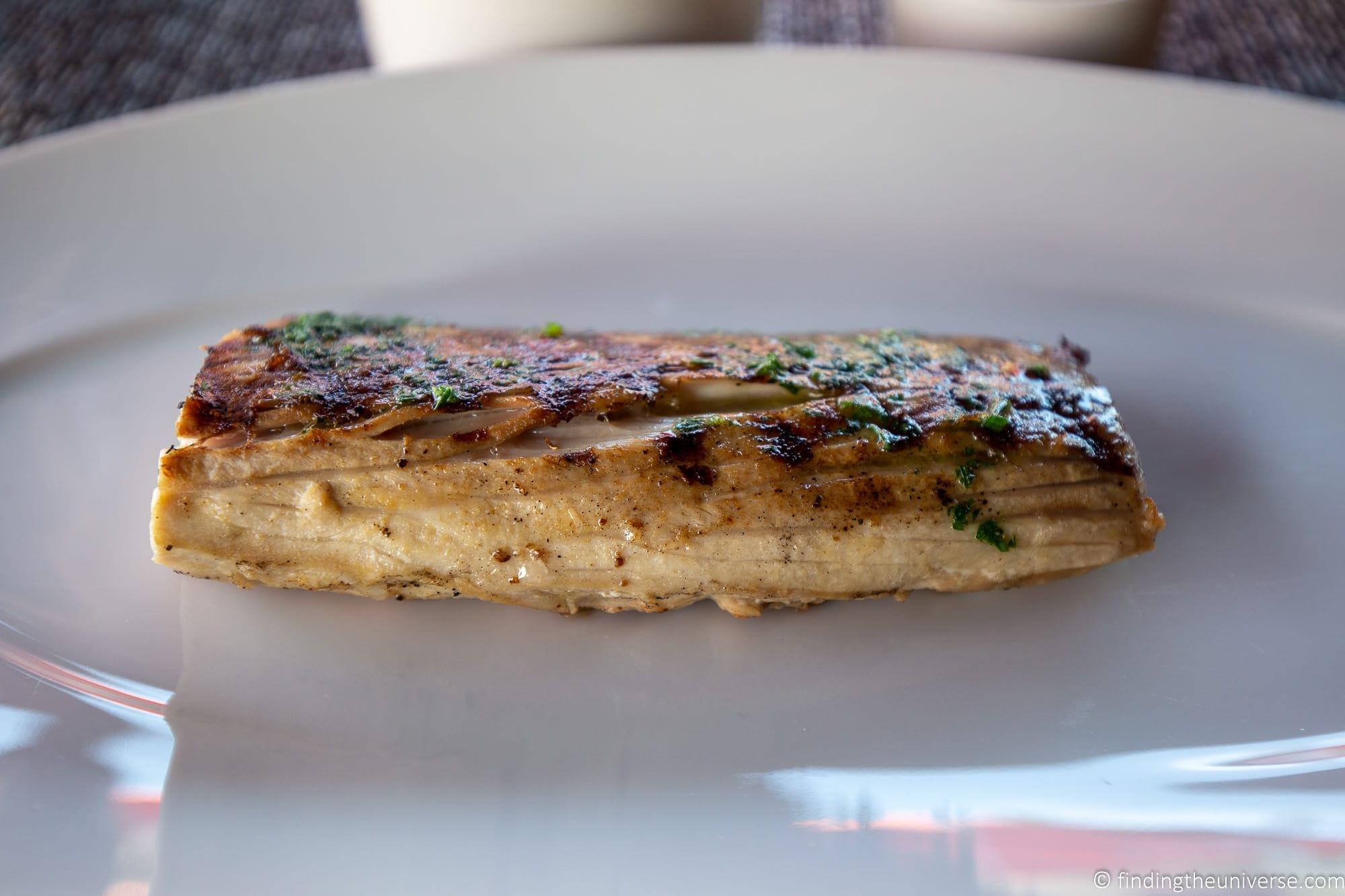 Loin of fish Mauritius