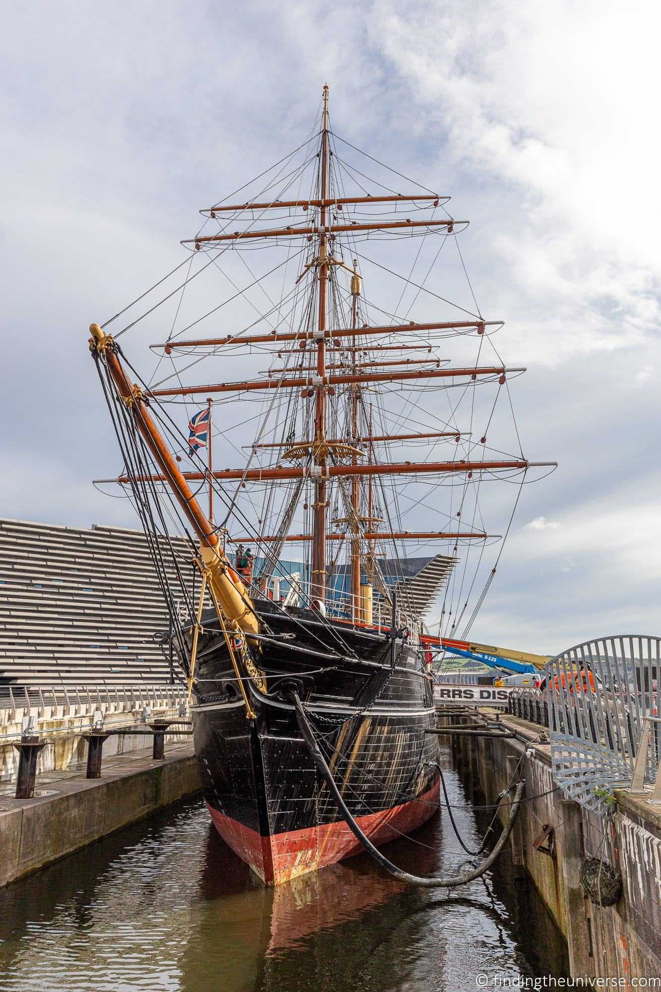 RRS Discovery Dundee