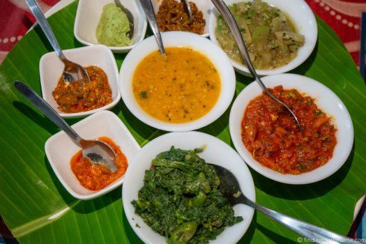 Traditional food of Mauritius