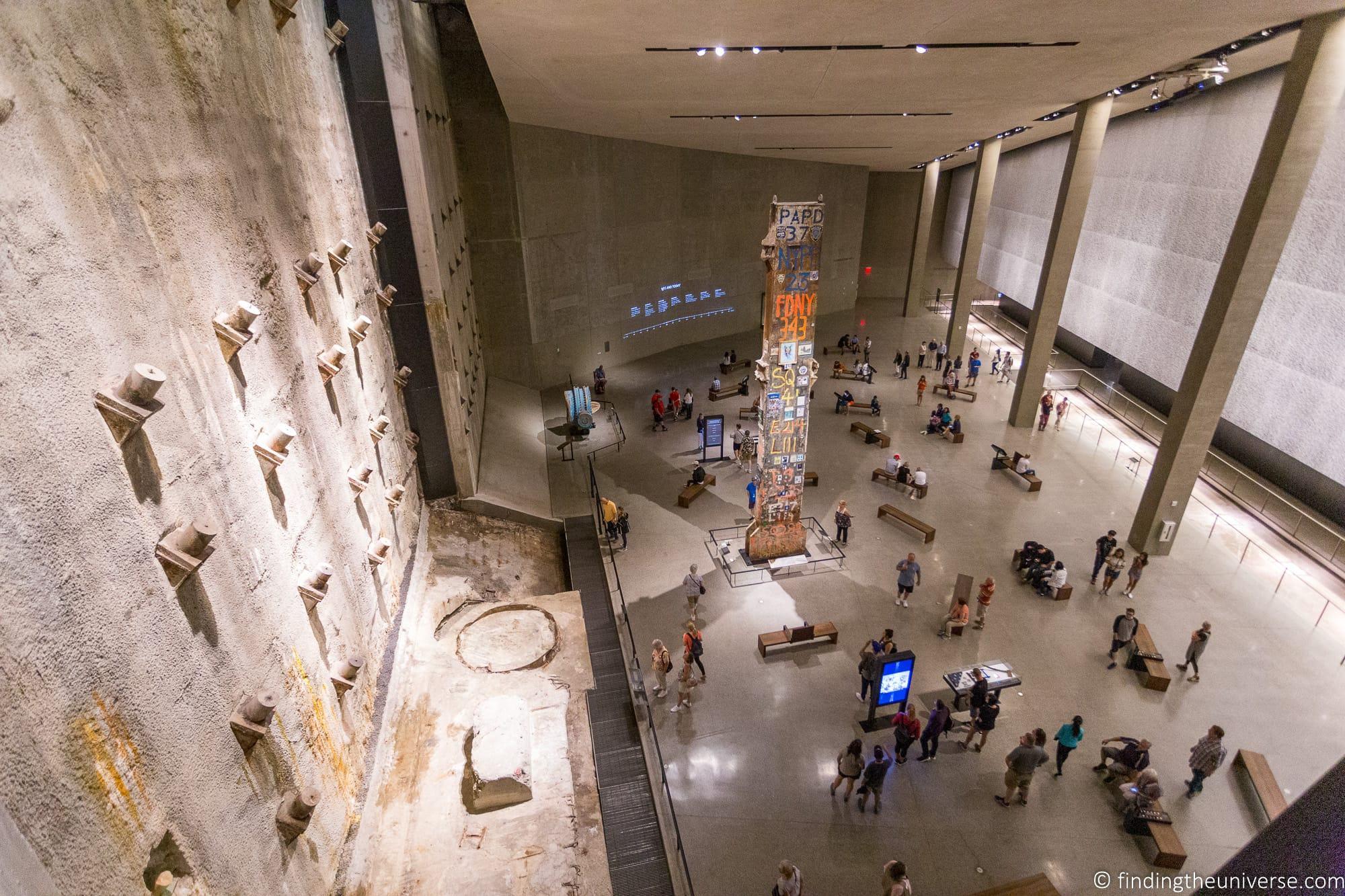 911 Memorial Museum New York