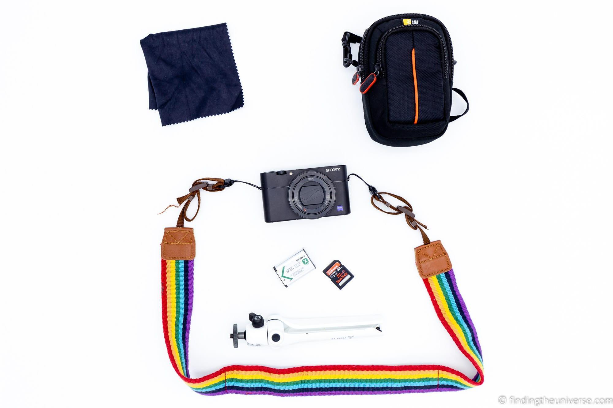 Compact Camera Accessories