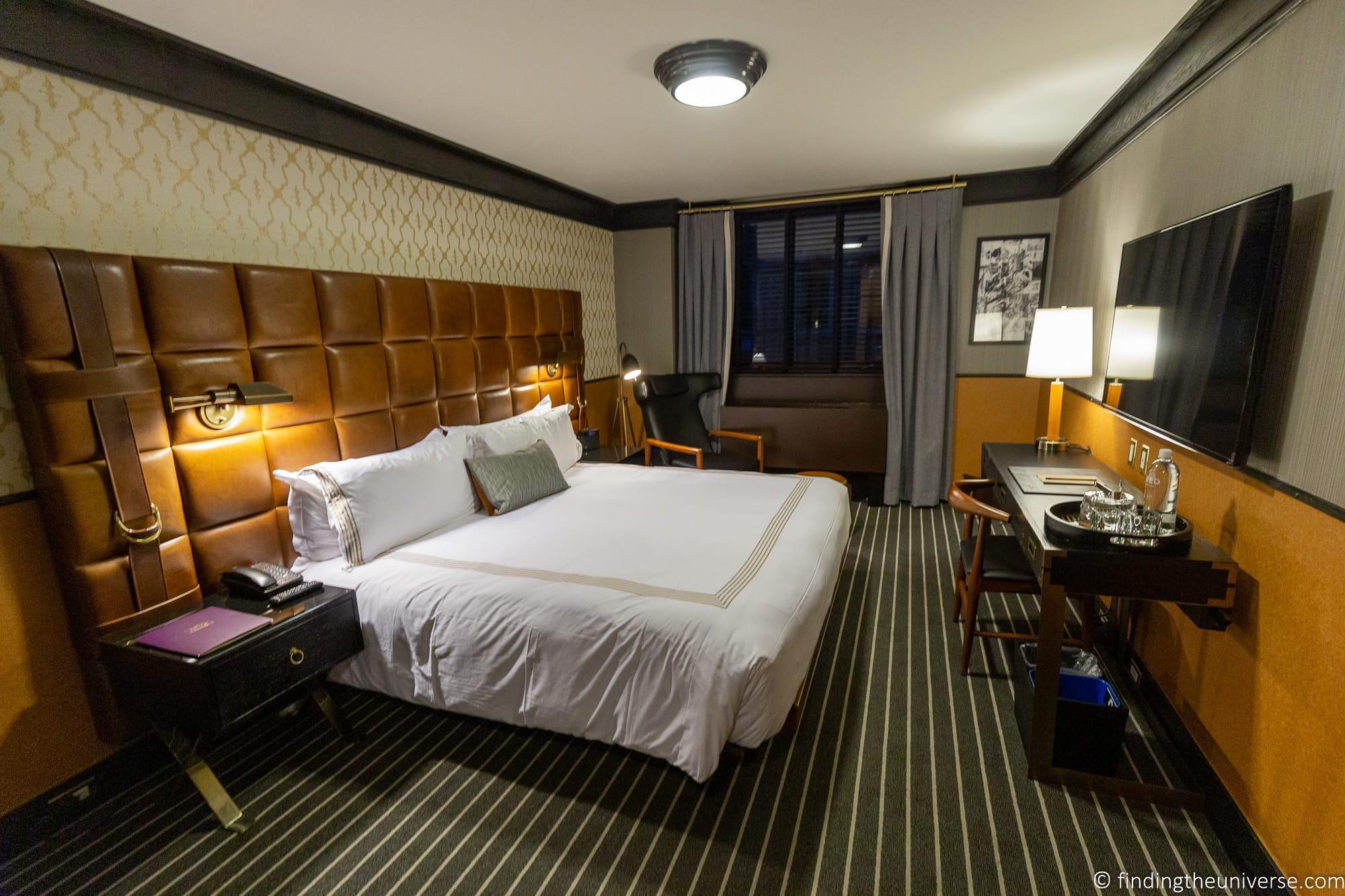 Gild Hall Hotel Room