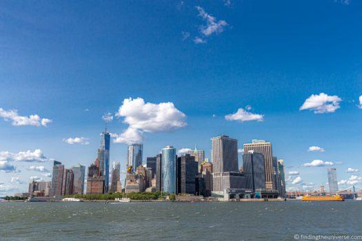 Manhattan Skyline - 2 days in New York itinerary