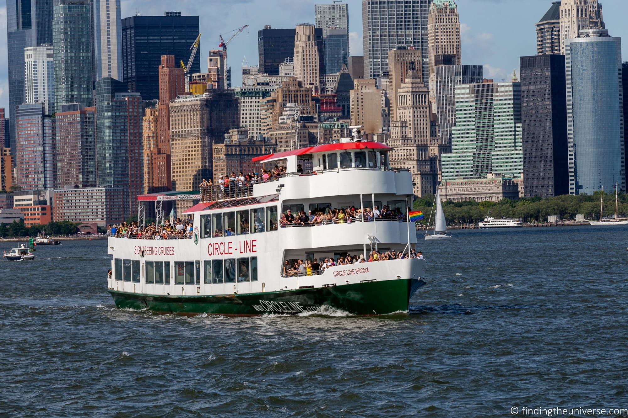 New York Circle Line Tours