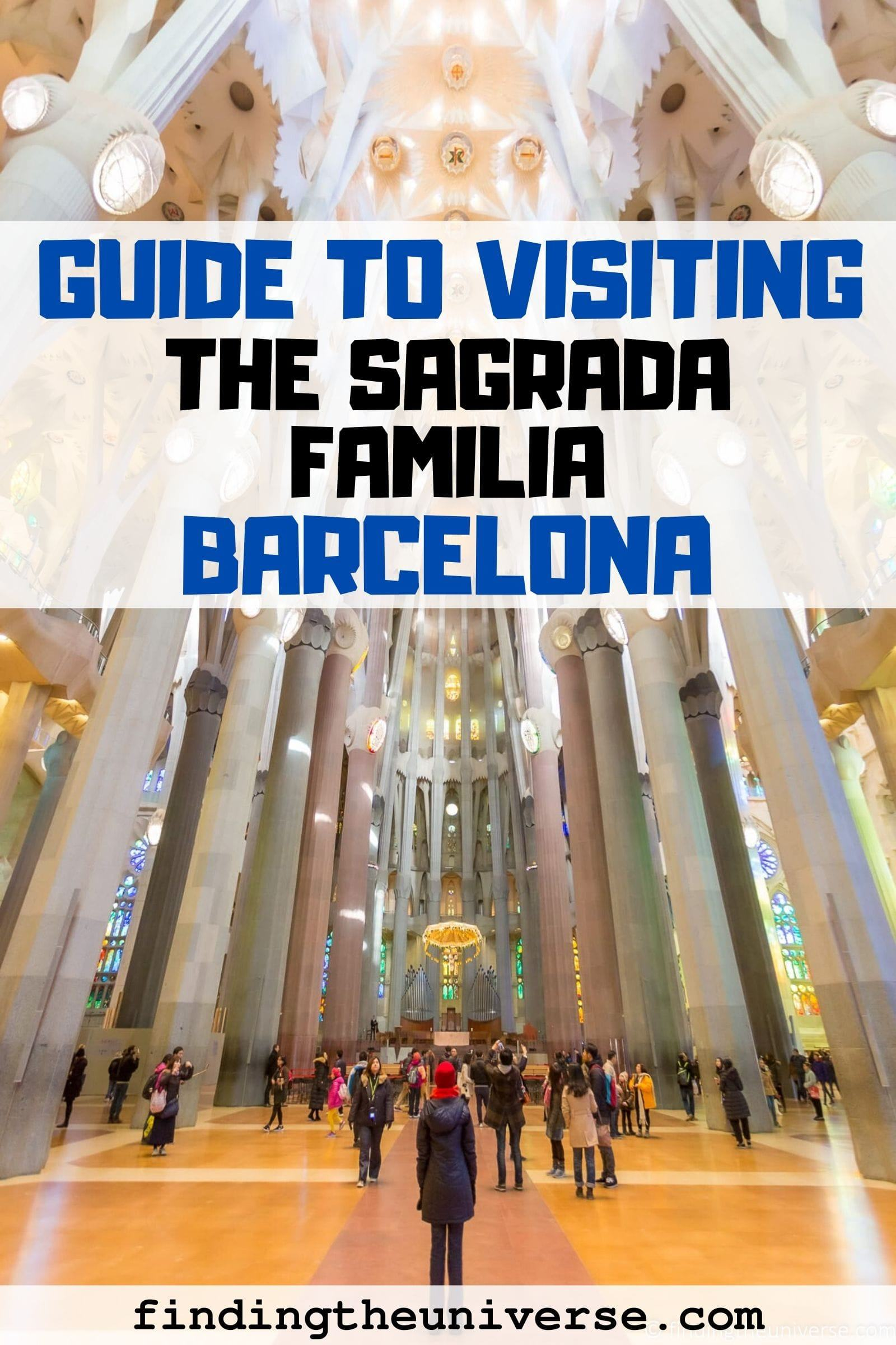 A detailed guide to help you plan a visit to the Sagrada Familia. Tips on where to get Sagrada Familia tickets, which tower is best, what to expect, and lots more!
