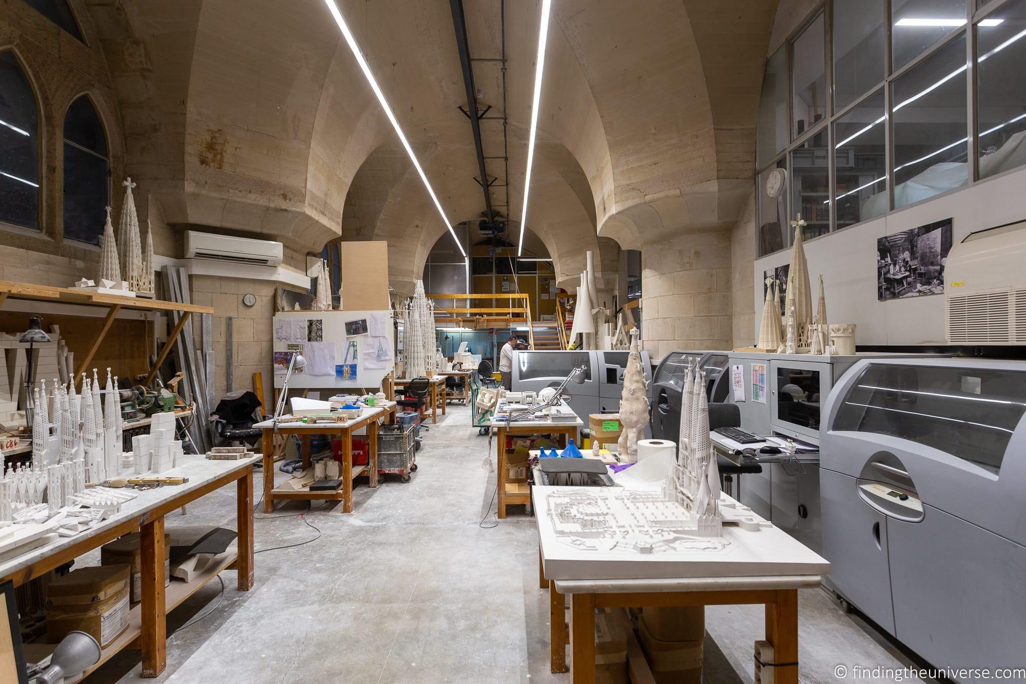Sagrada Familia Museum
