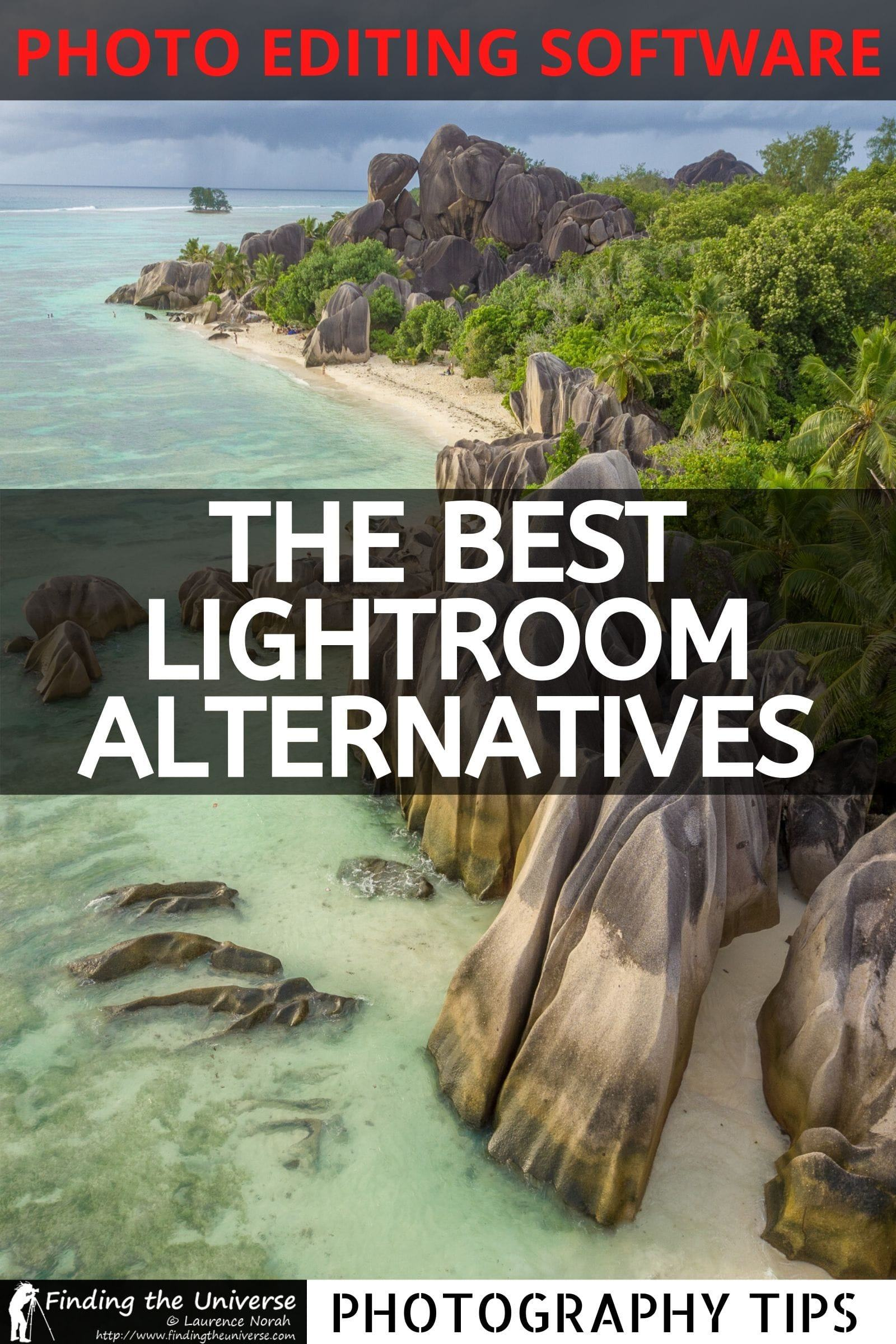 A detailed guide to the best Lightroom alternatives for photo editing and photo management. Has options for Windows, Mac & Linux, both free and paid.