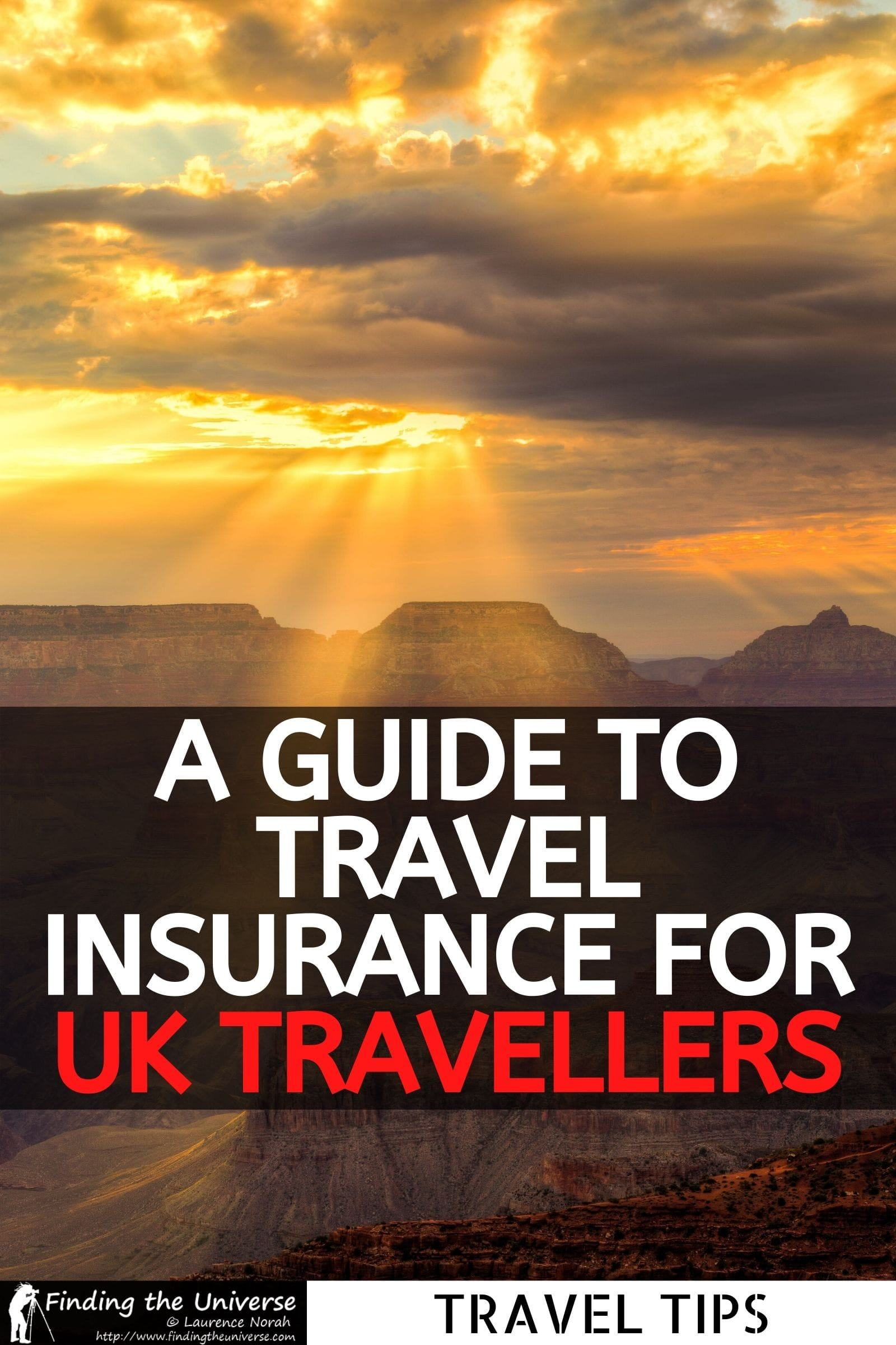 A detailed guide to travel insurance for UK travellers. What to look for in a policy, common inclusions and exclusions, & a round up of the options