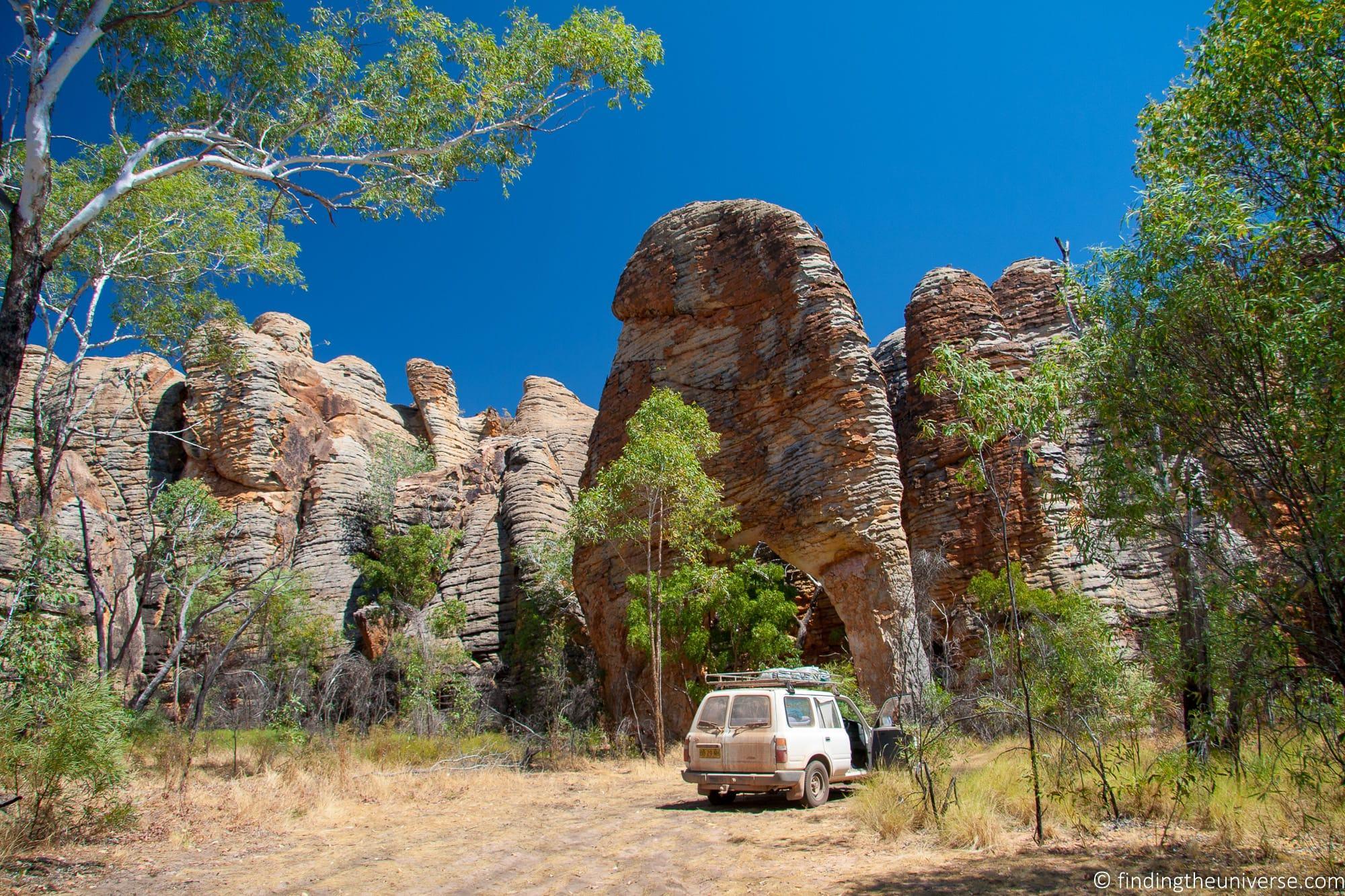 Alien Landscapes in Australia - Finding the Universe