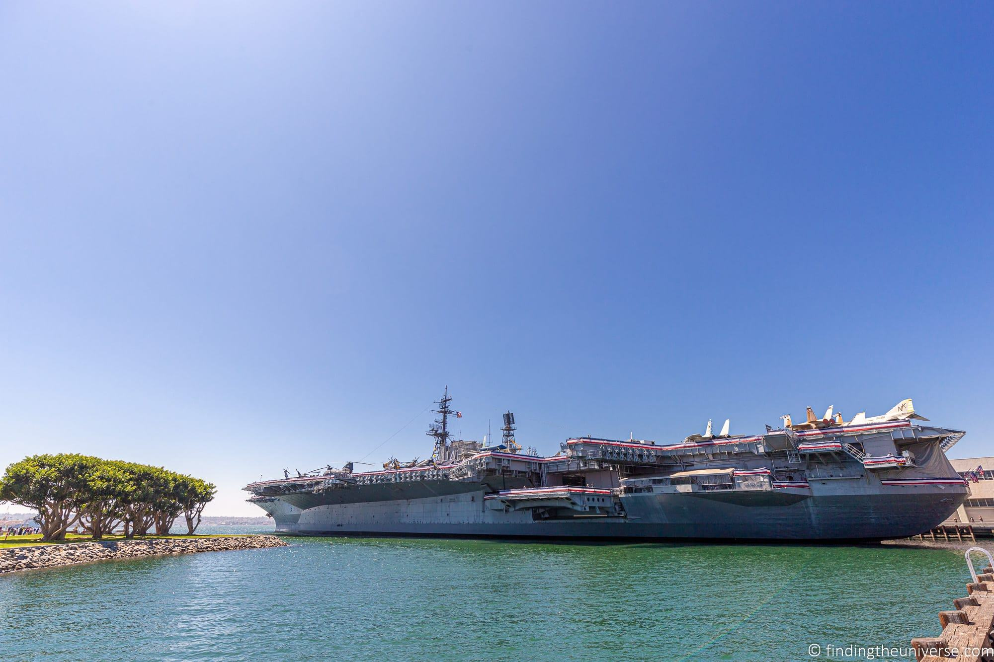 USS Midway Musem