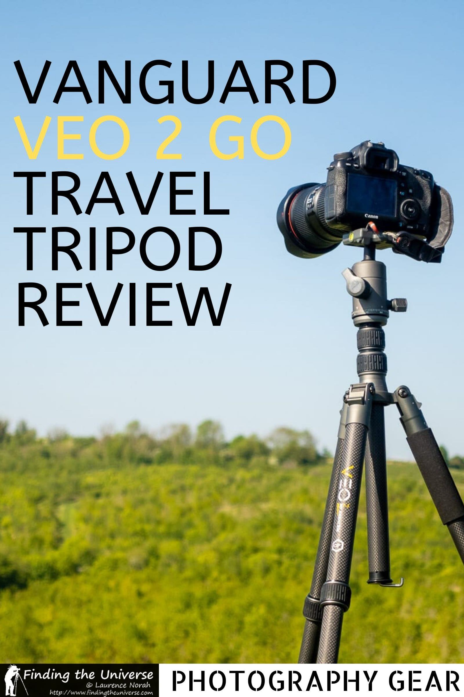 A detailed review of the Vanguard VEO 2 Go 265HCBM carbon fibre travel tripod. Covers all the features of the tripod plus thoughts on real world use.