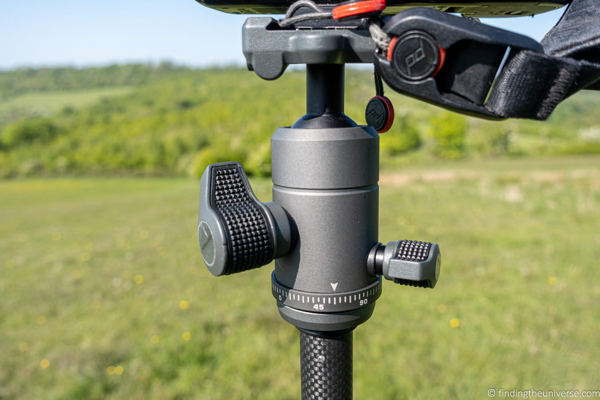 Vanguard VEO 2 Go 265HCBM tripod review