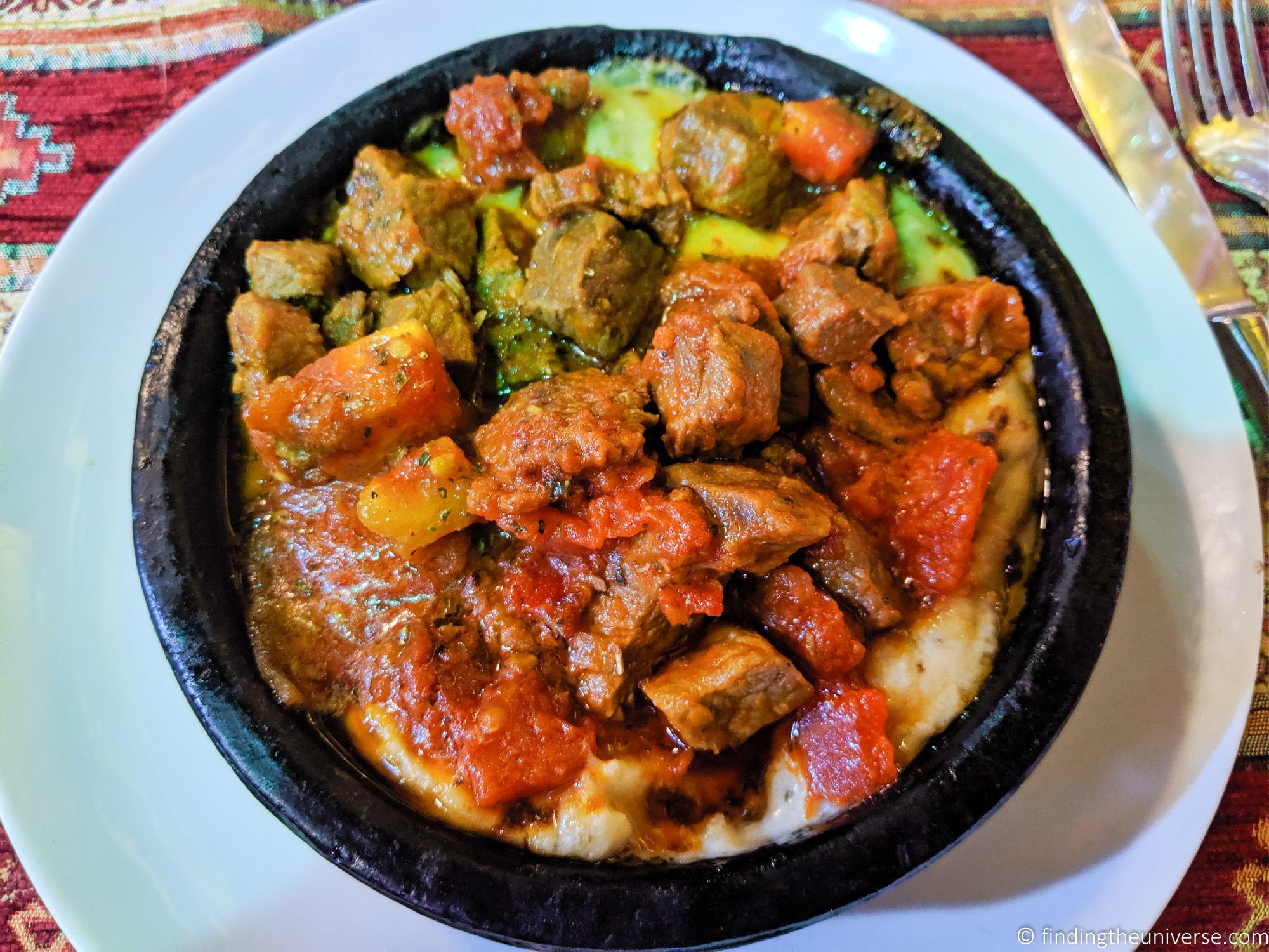 Travel Talk Tours Turkey Food