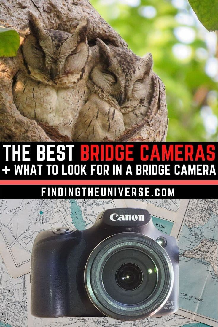 A complete guide to the best bridge camera for photography. Details of all the specifications to look for as well as the top bridge cameras available today.