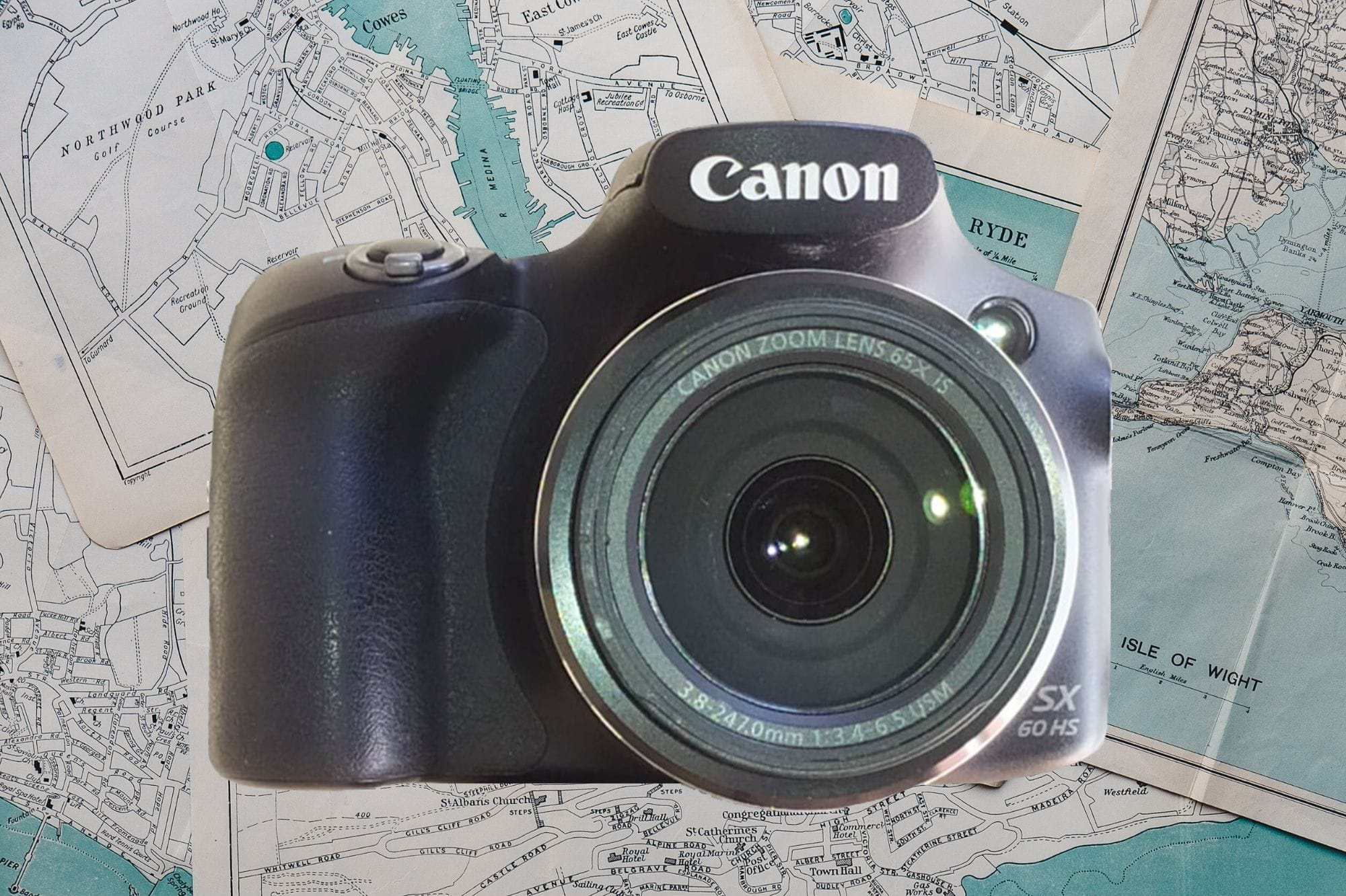Bridge Camera for Travel