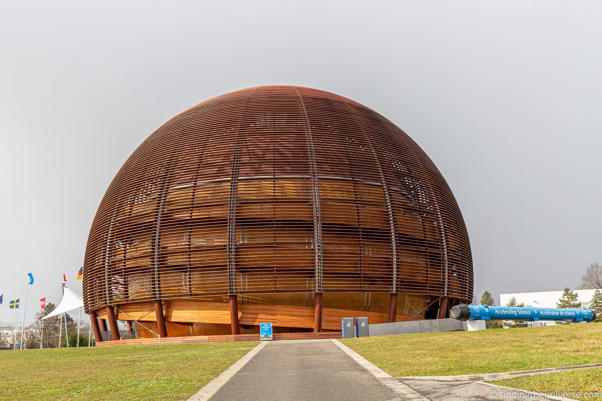 CERN Globe Geneva