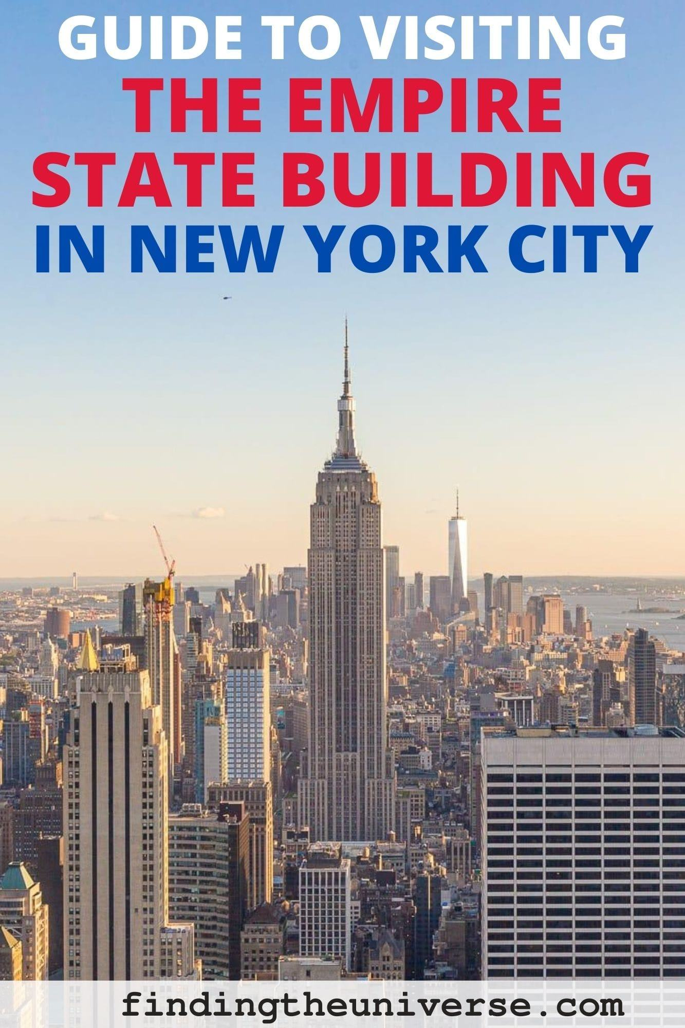 A detailed guide to visiting the Empire State Building. Details of everything there is to see, floor by floor, where to buy tickets and tips for your visit!