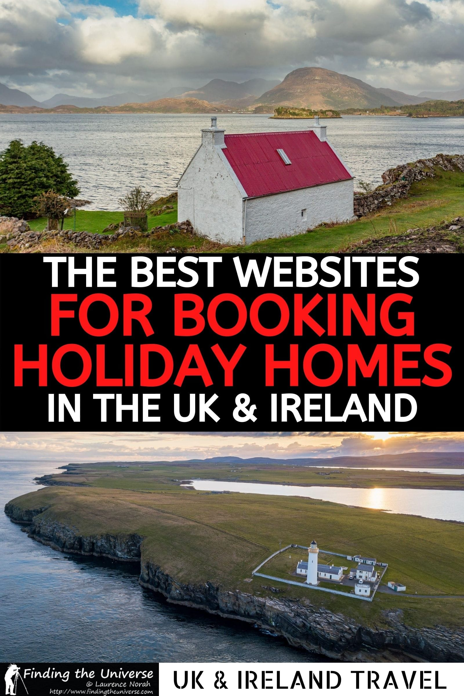 A detailed guide to some of the best websites for booking a holiday home in the UK. For everything from holiday cottages to castles, apartments & more!