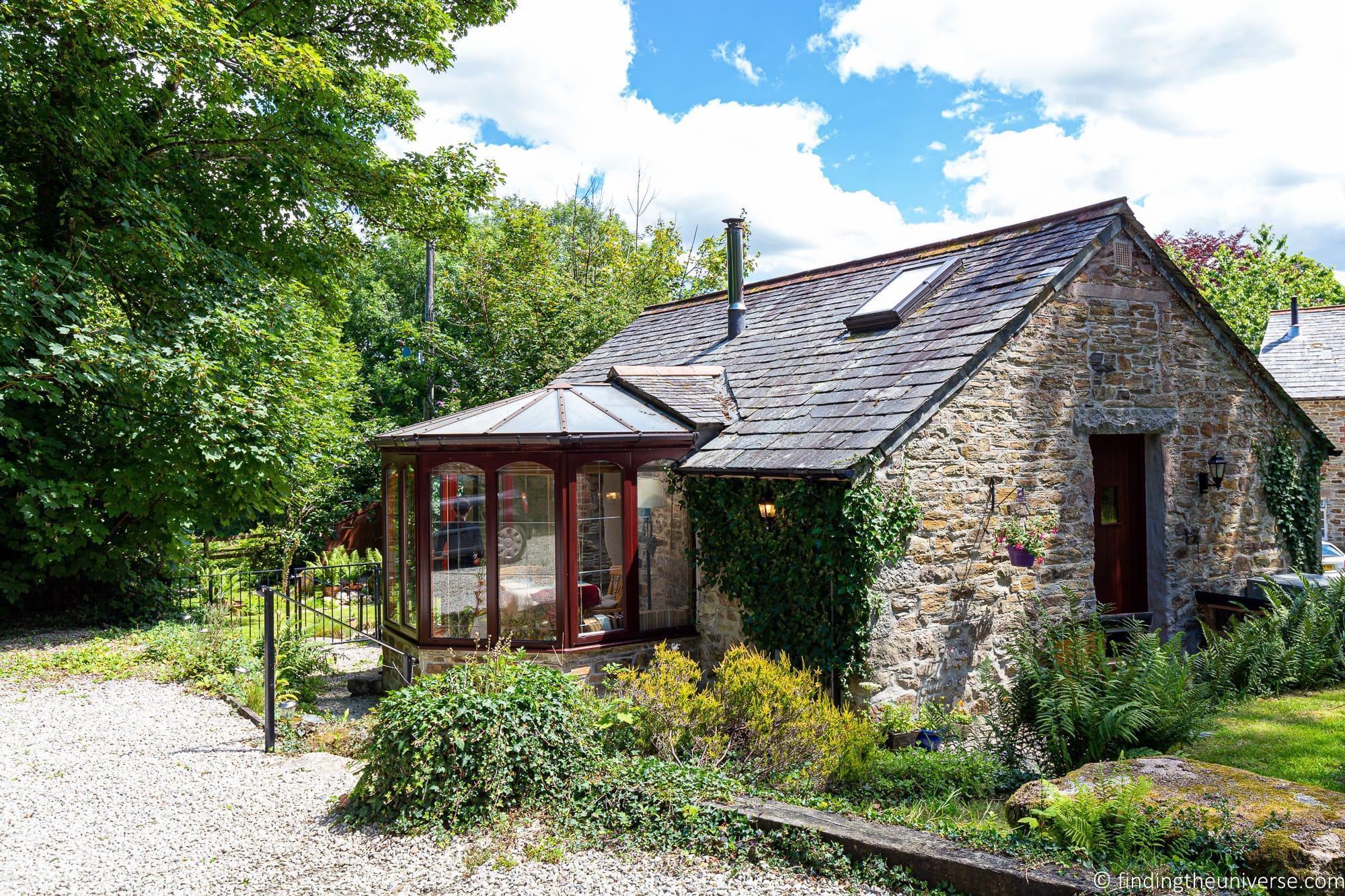 Holiday cottage cornwall UK