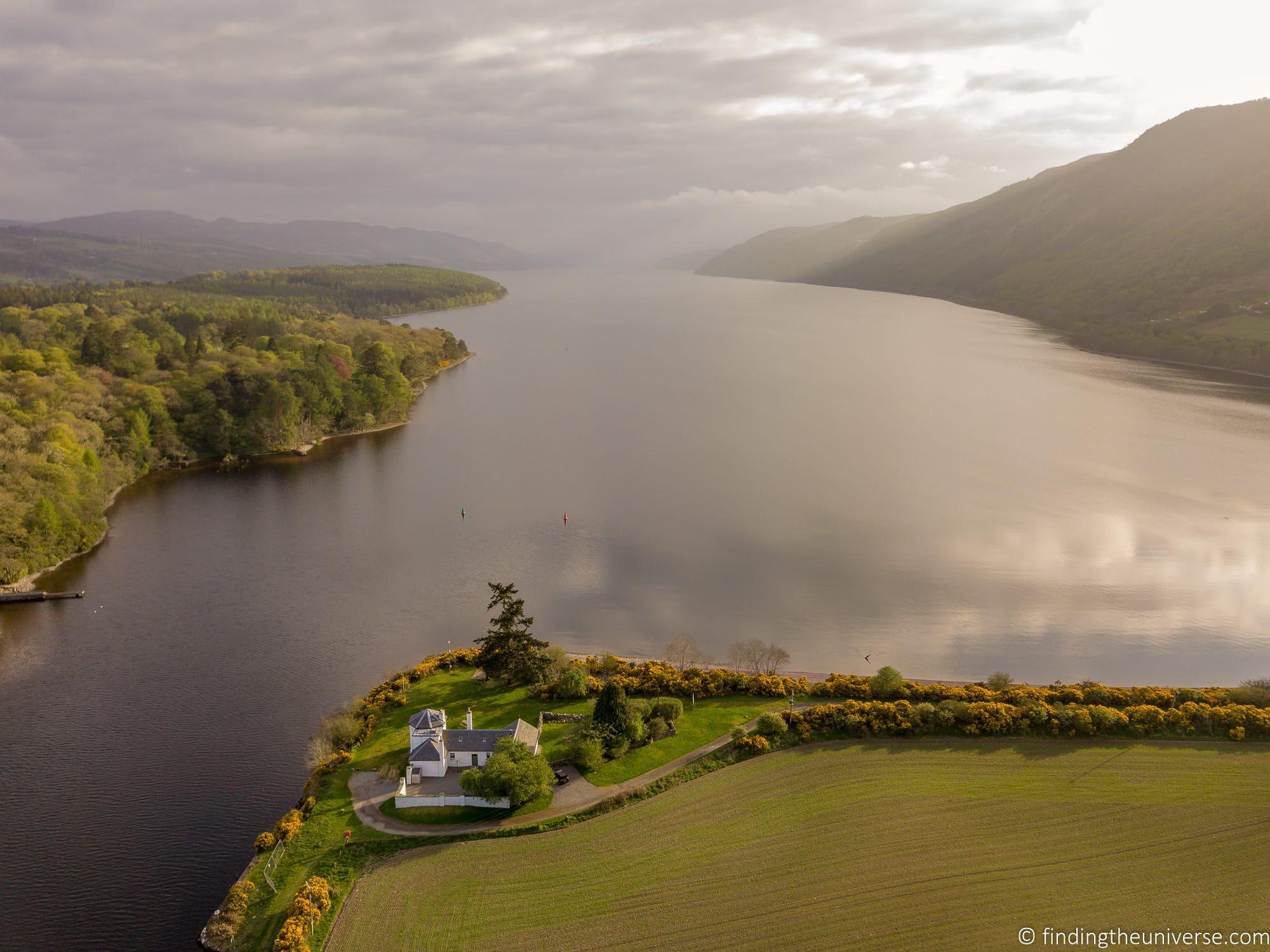 Loch Ness vacation rental Scotland