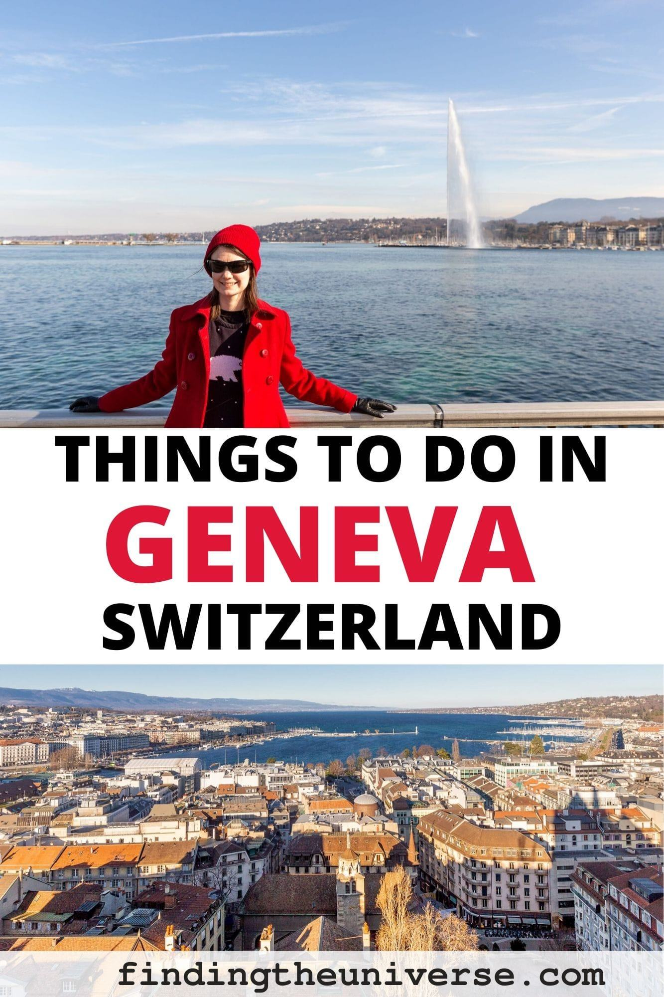 A comprehensive guide to things to do in Geneva. Guide to all the top sights and attractions in the city, + tips for where to stay, getting around & a map!
