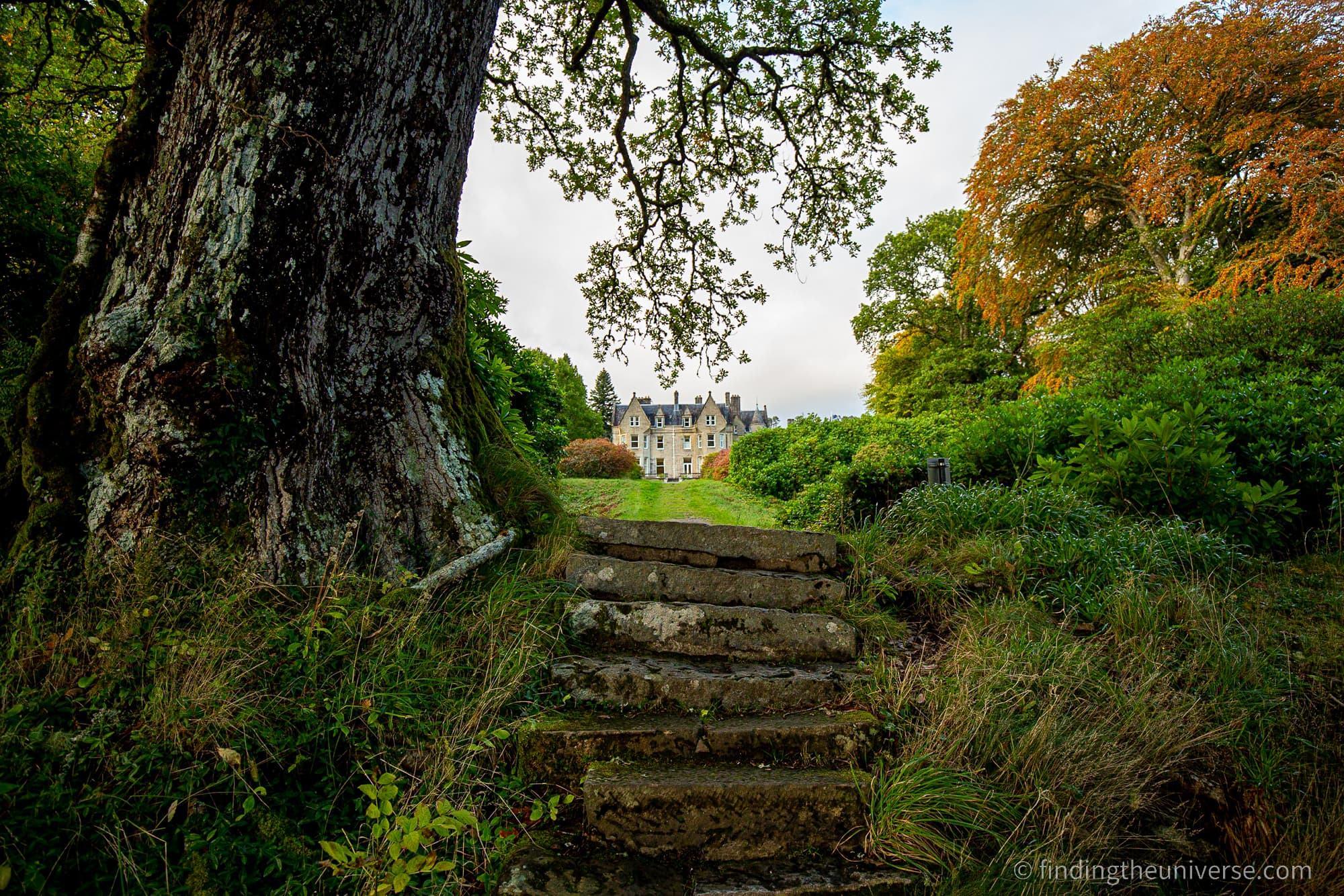 Glengarry Castle Hotel-1