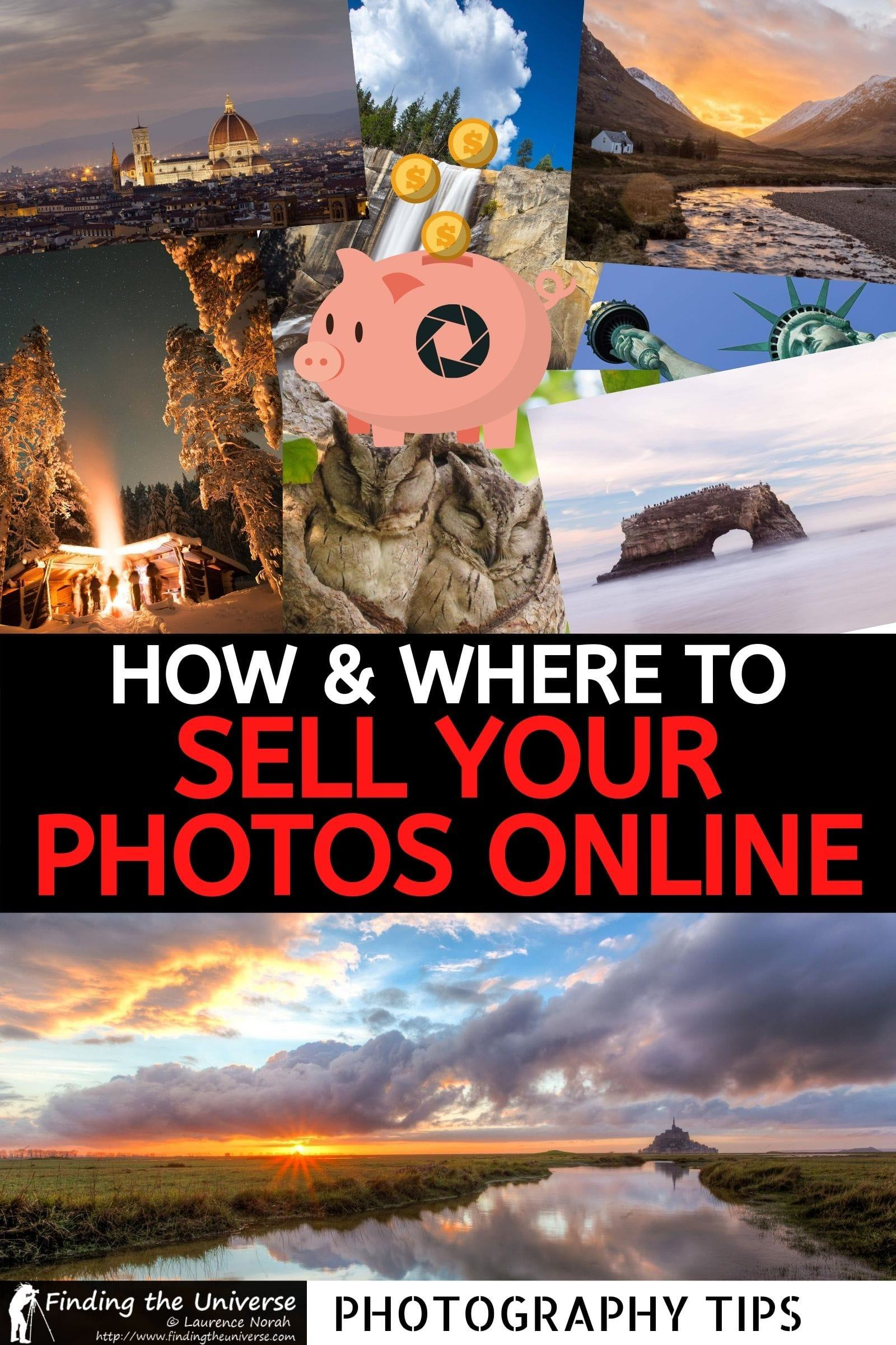 Want to sell photos online? This guide will help you decide where to sell your photos, plus what to look for when choosing a site