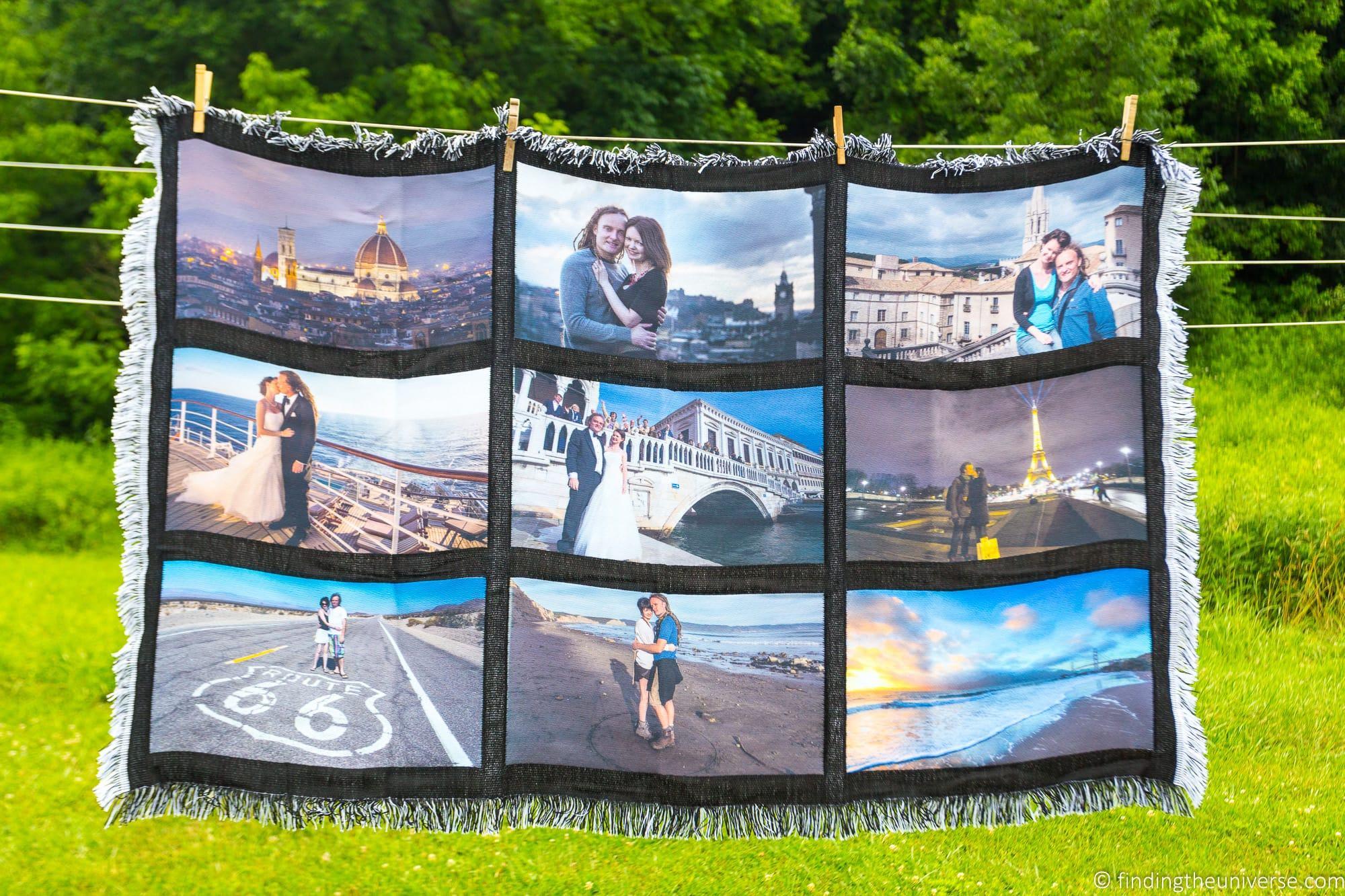 Blanket print