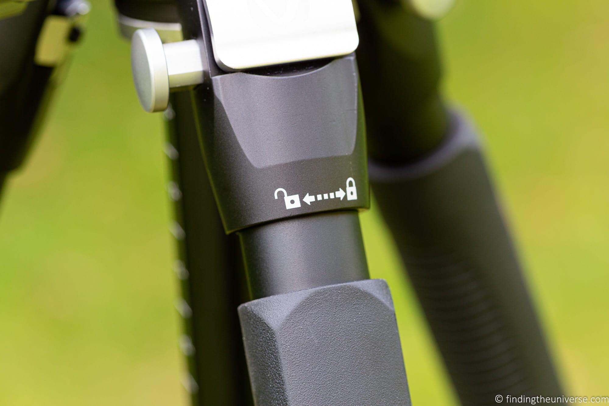 Vanguard VEO 3+ 263 AB Tripod review