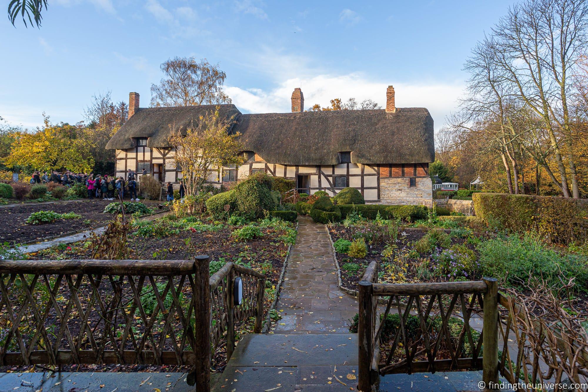 Anne Hathaway's Cottage Stratford-Upon-Avon