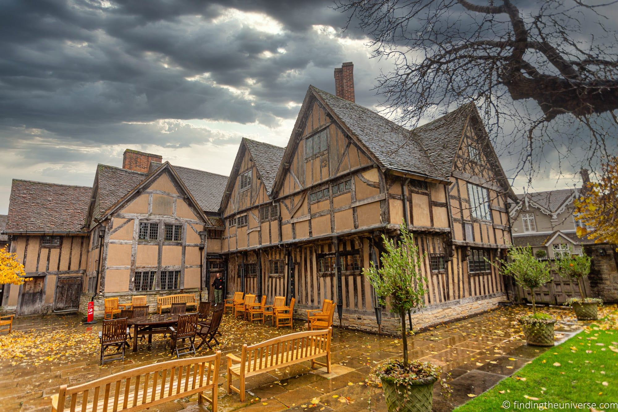 Halls Croft Stratford-Upon-Avon