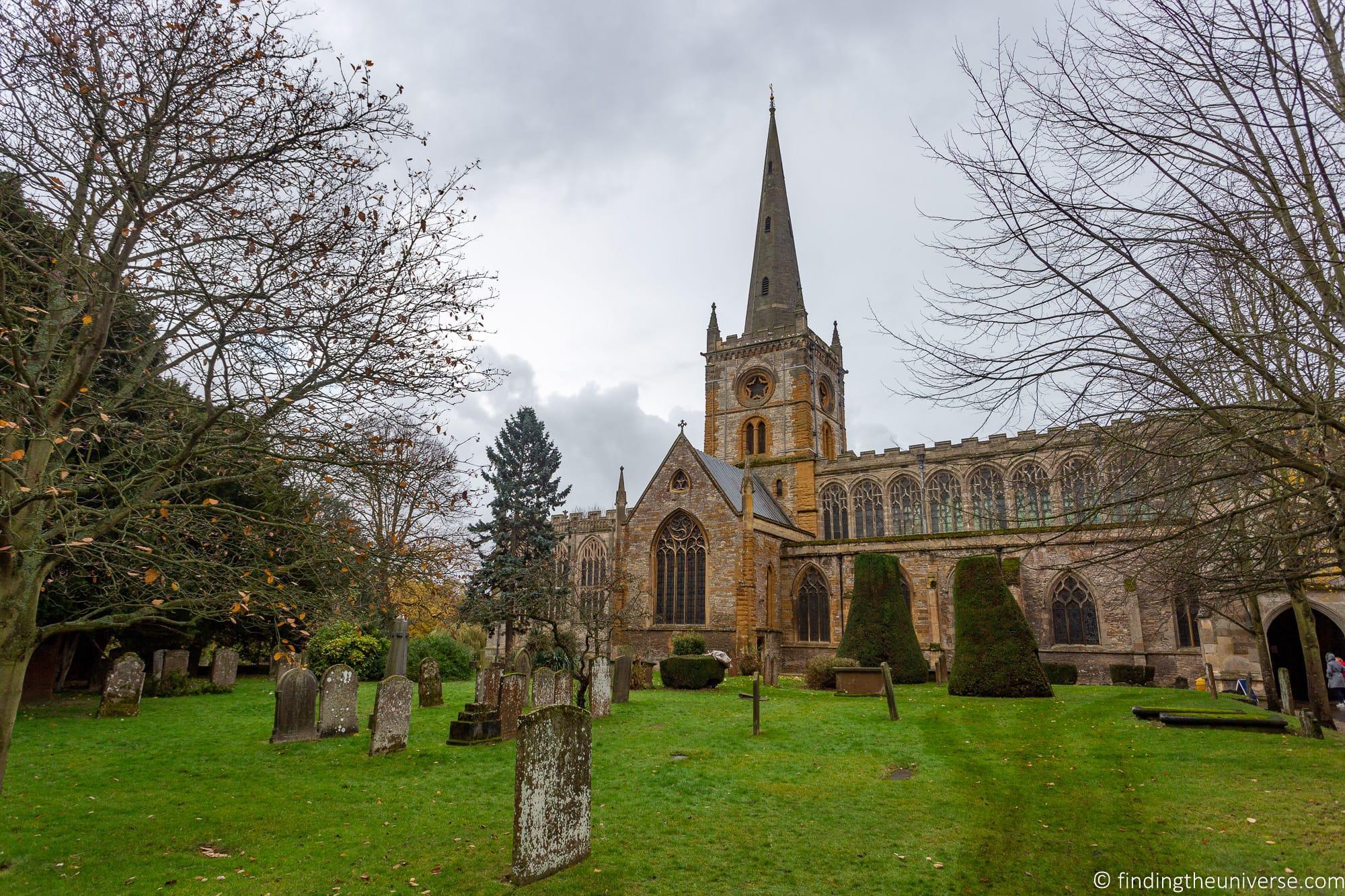 Holy Trinity Church Stratford-Upon-Avon