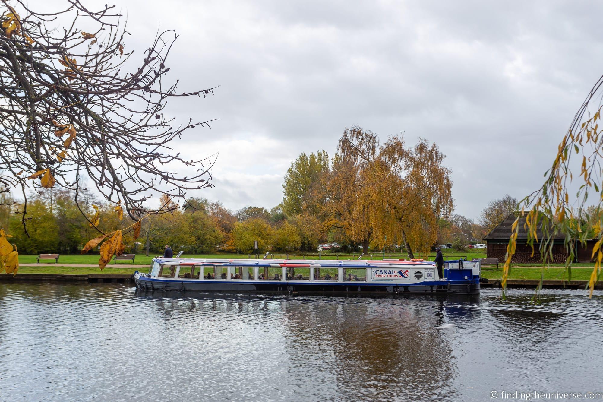 River Cruise Stratford-Upon-Avon