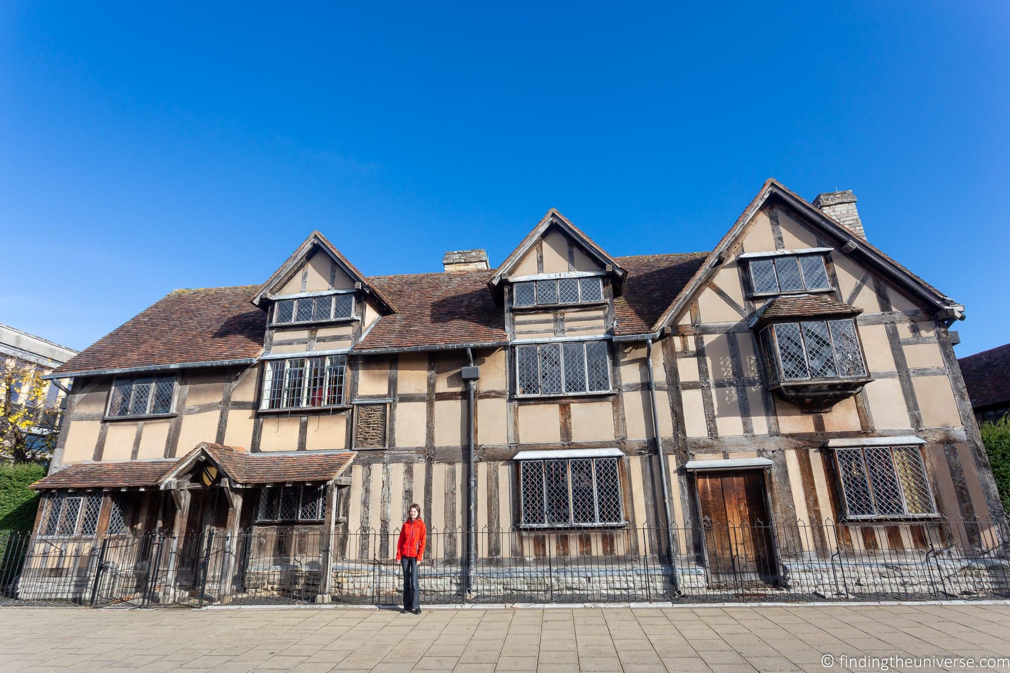 Shakespeare's Birthplace Cottage