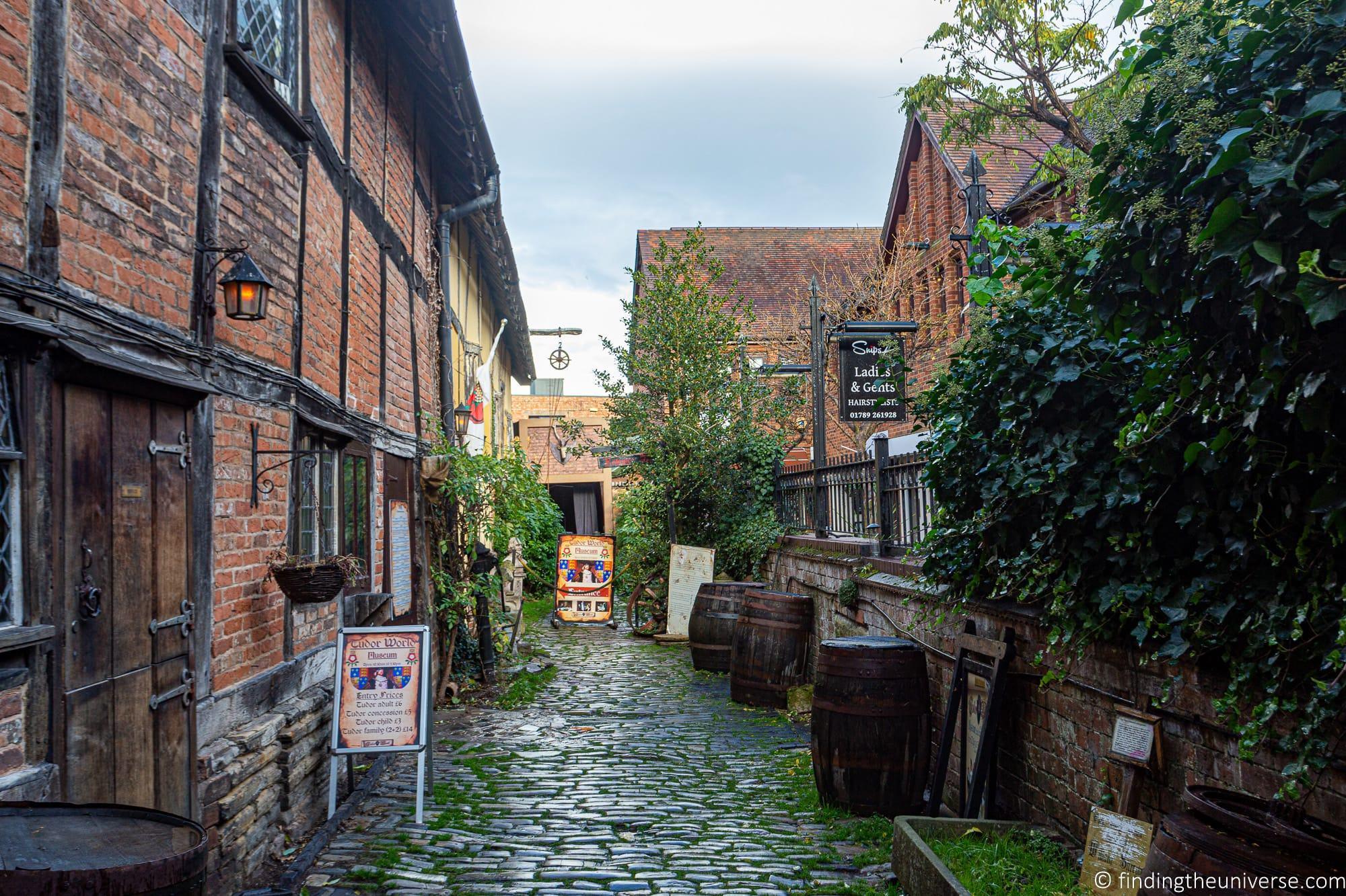 Tudor World Stratford-Upon-Avon