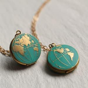 world-map-locket