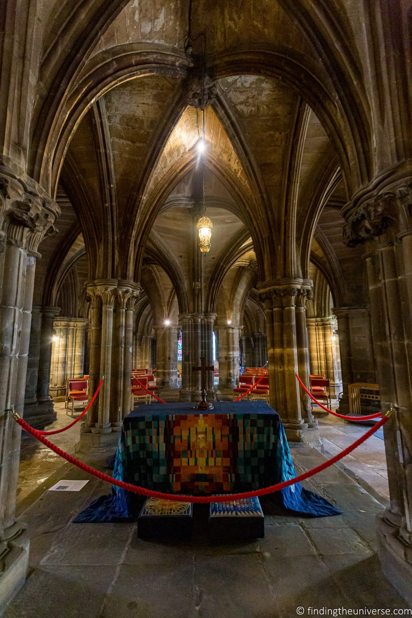 Outlander Filming Location – Glasgow Cathedral