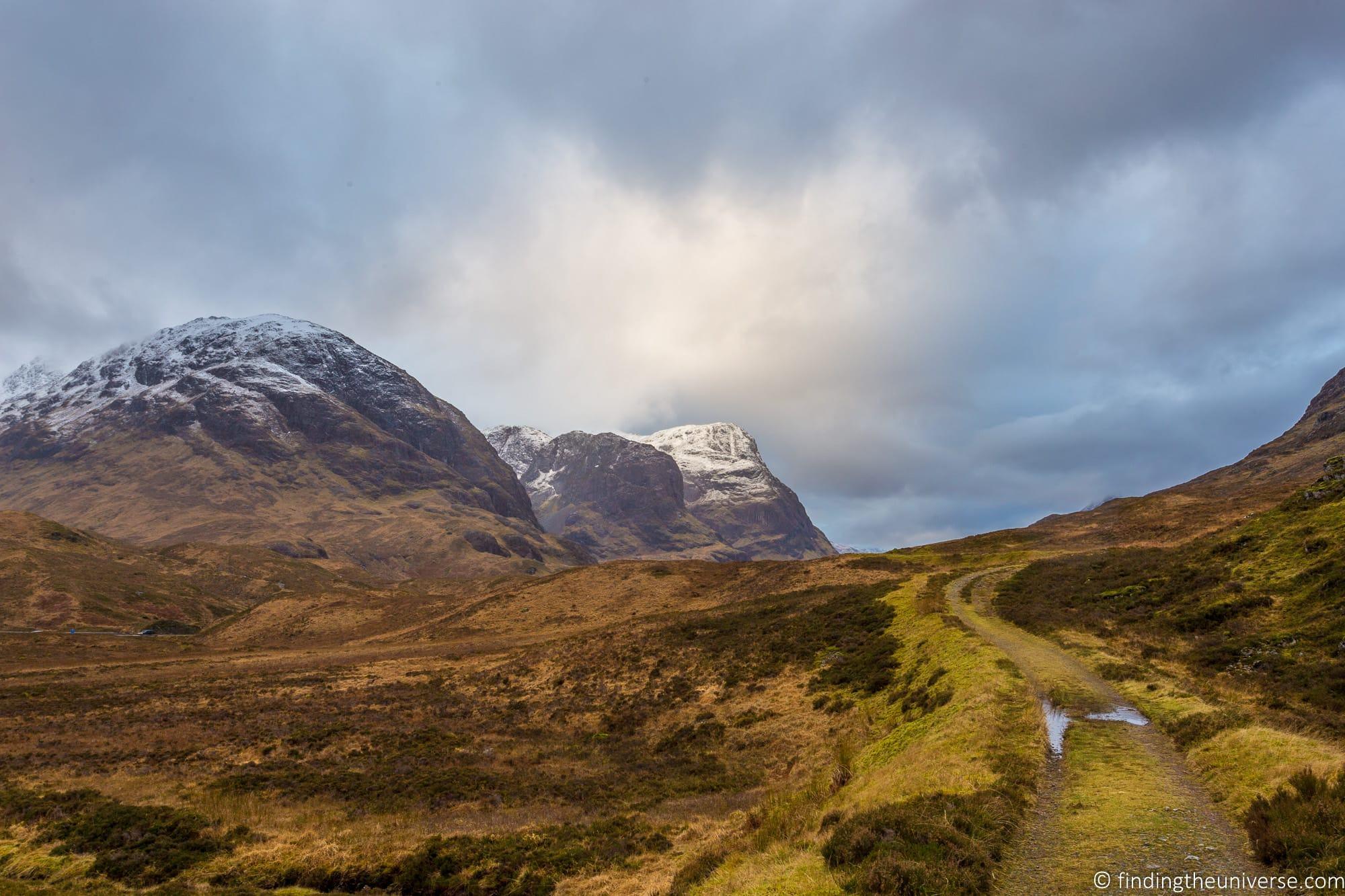 Outlander Filming Location – Glencoe