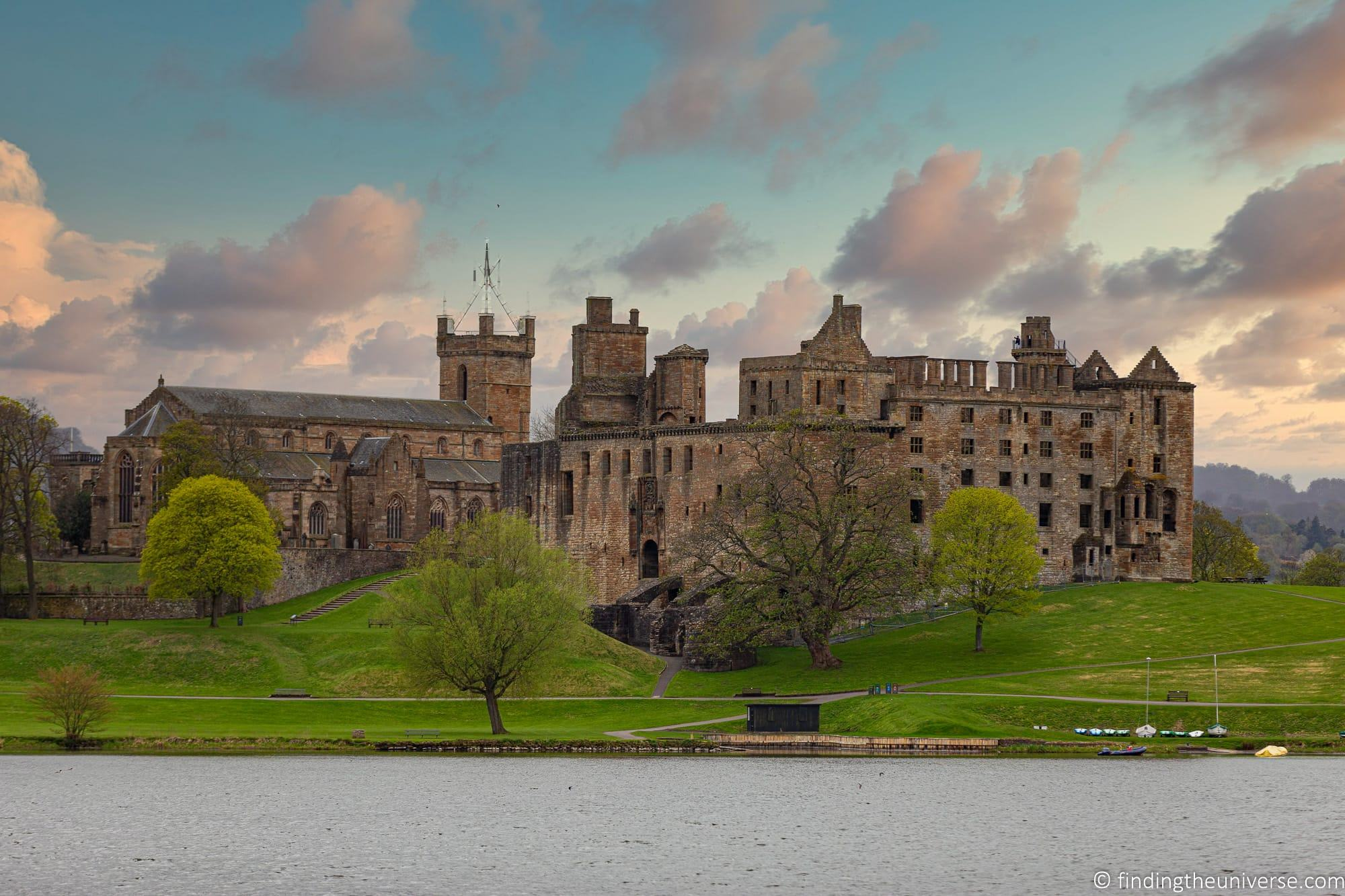 Outlander Filming Location – Linlithgow Palace