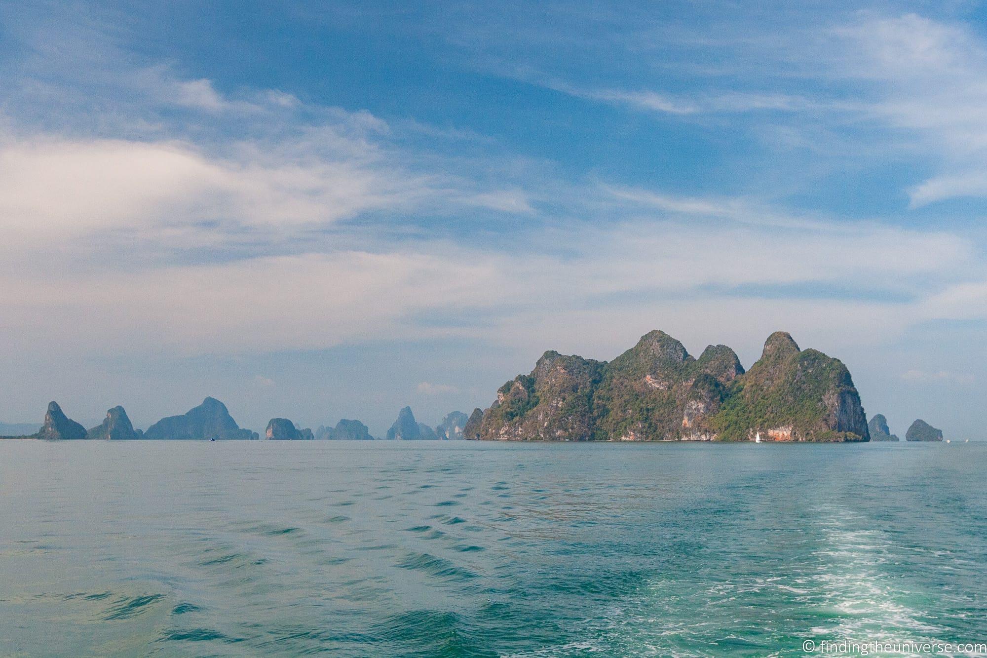 Ao Phang Nga Thailand