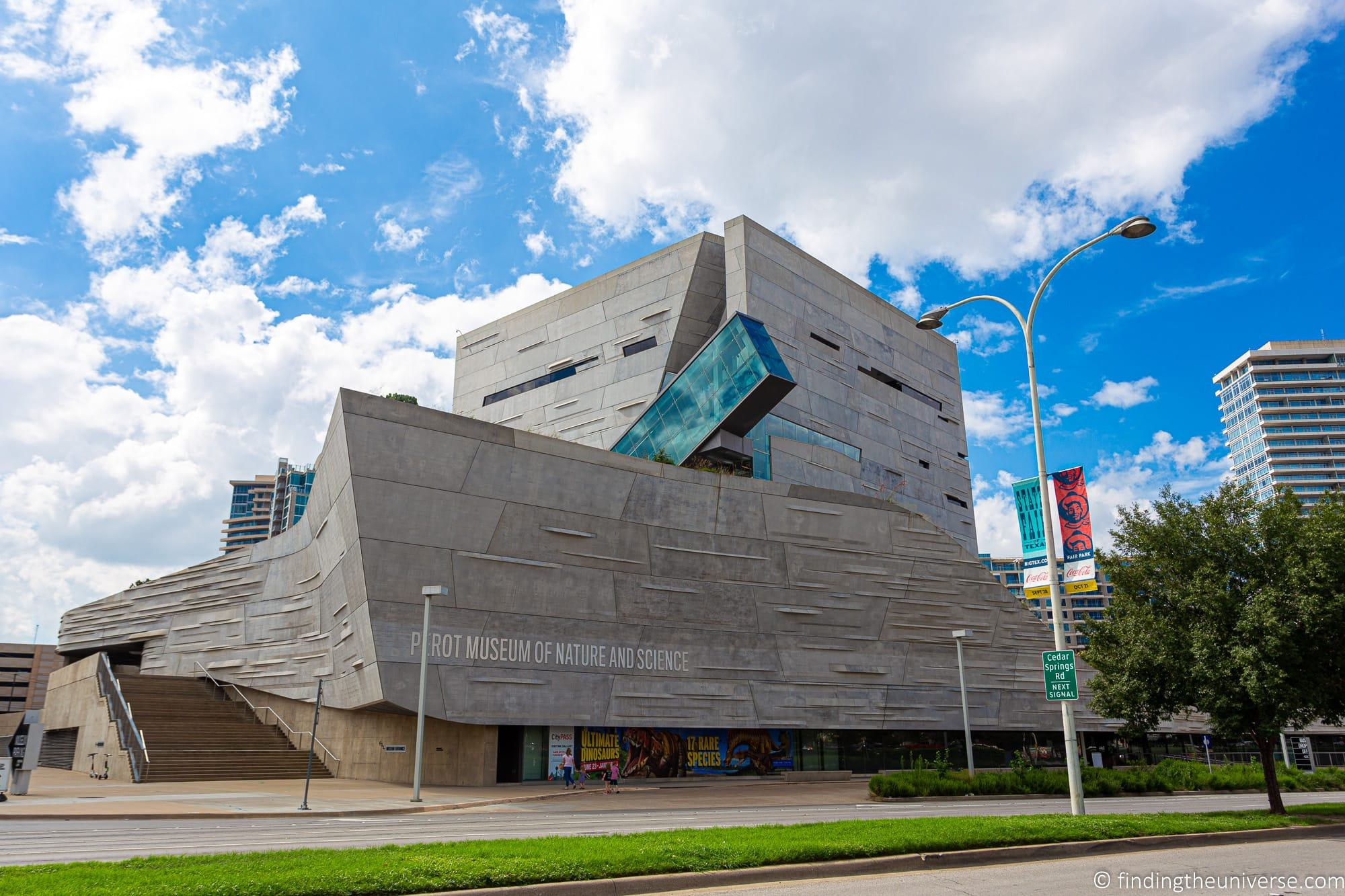 Perot Museum of Nature and Science Dallas