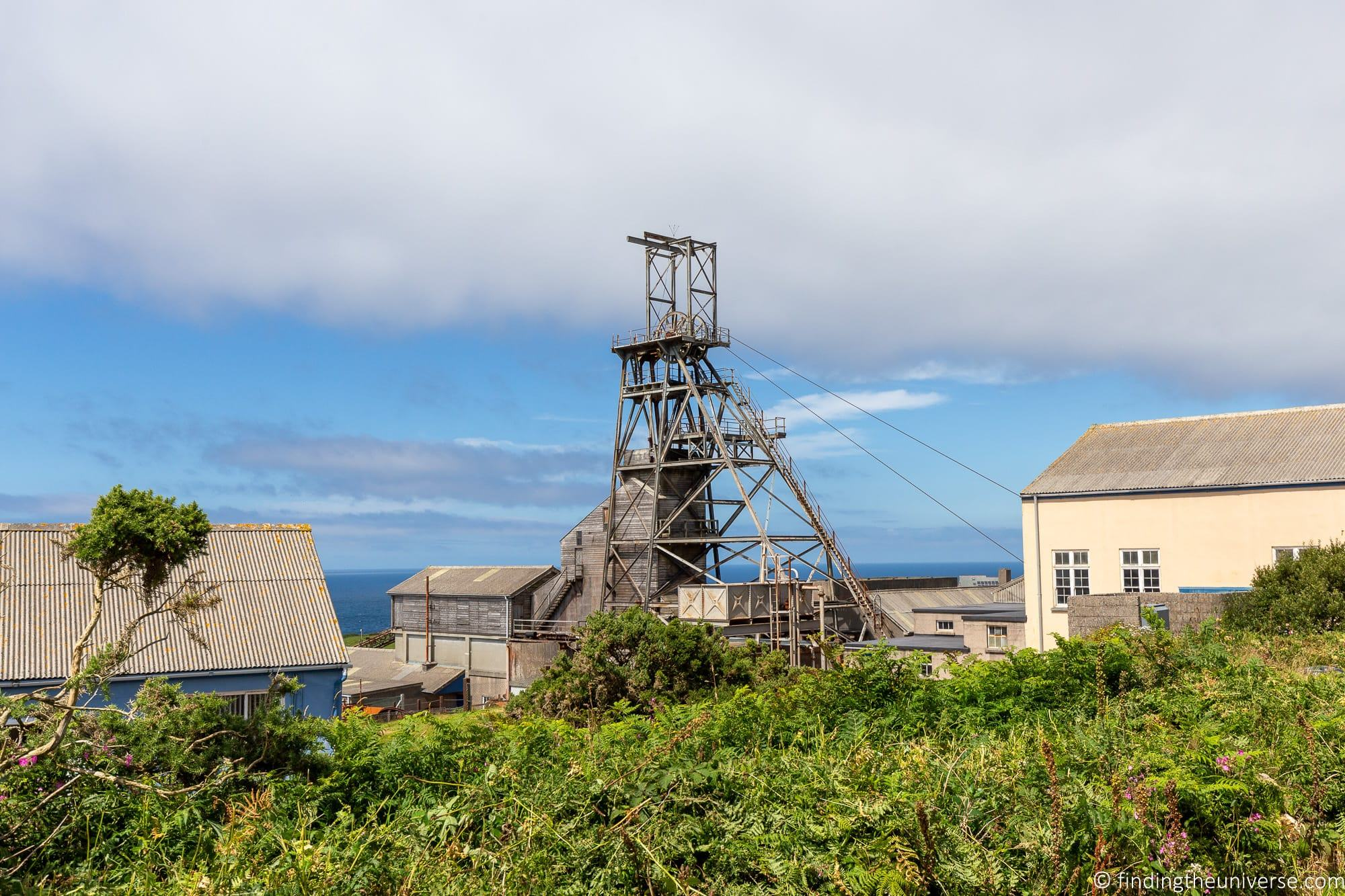 Geevor Tin MIne Cornwall