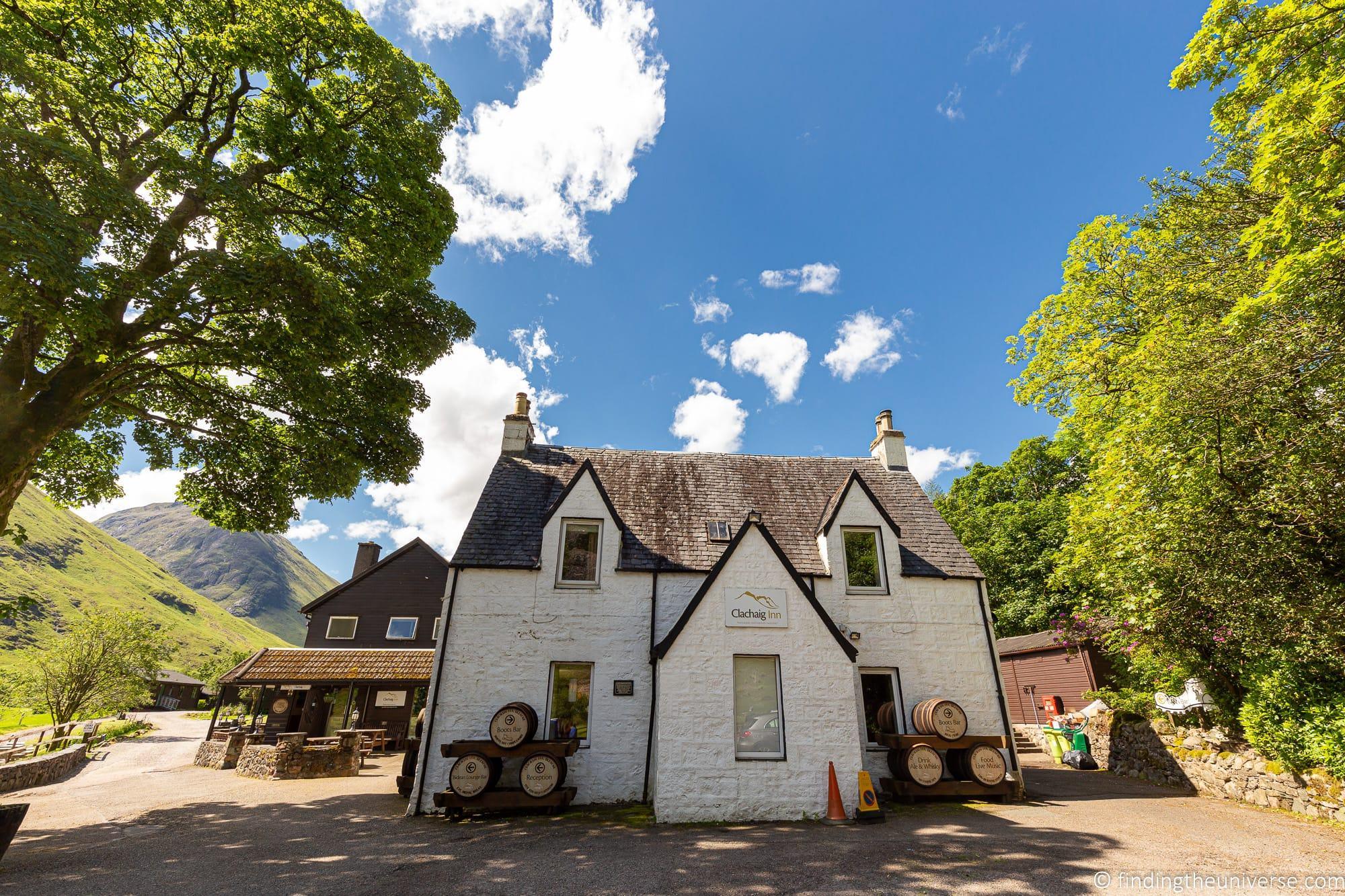 Clachaig Inn Glen Coe