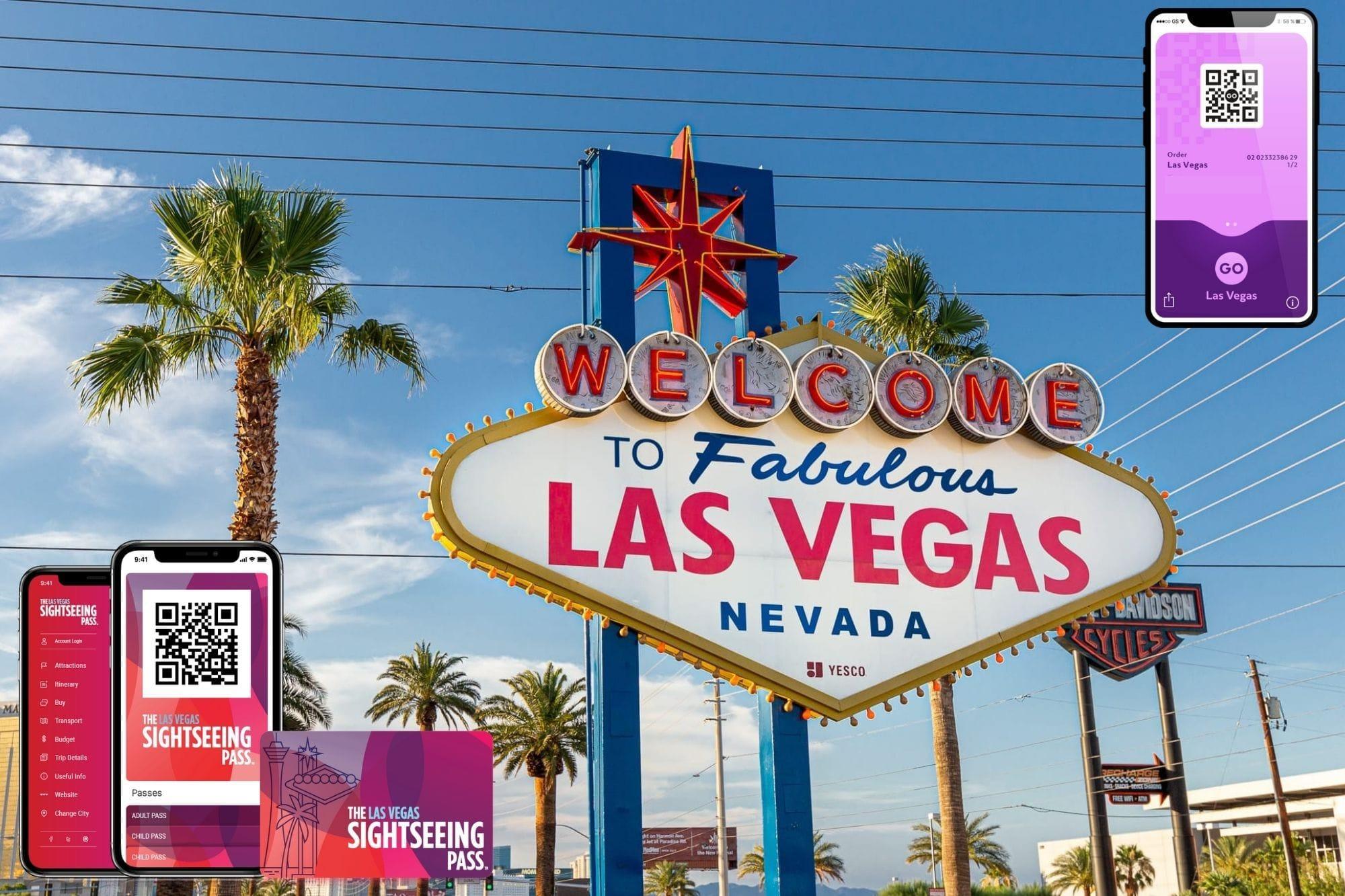 Las Vegas City Passes